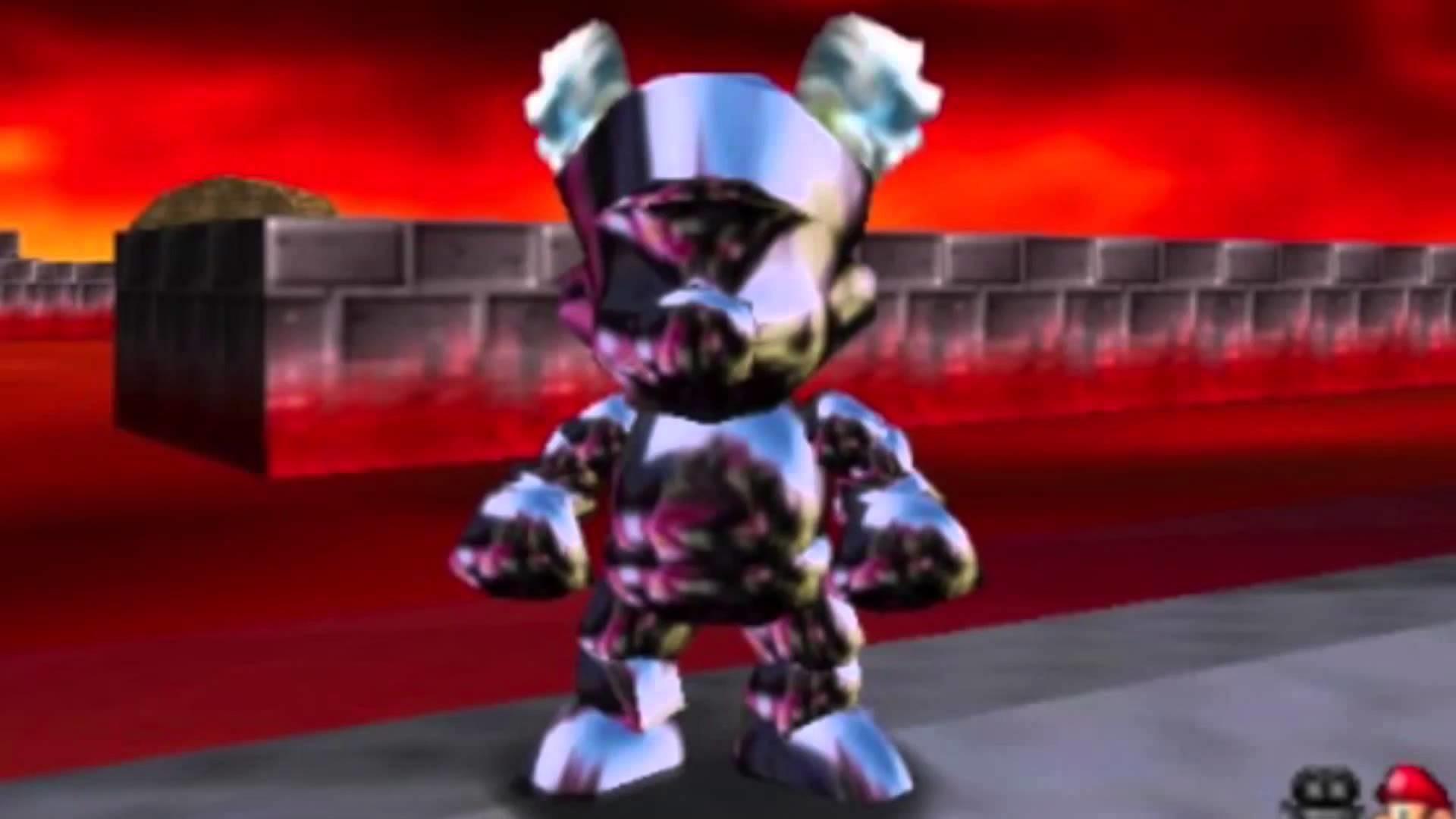 Super Mario 64 – Metal Wing Mario Theme
