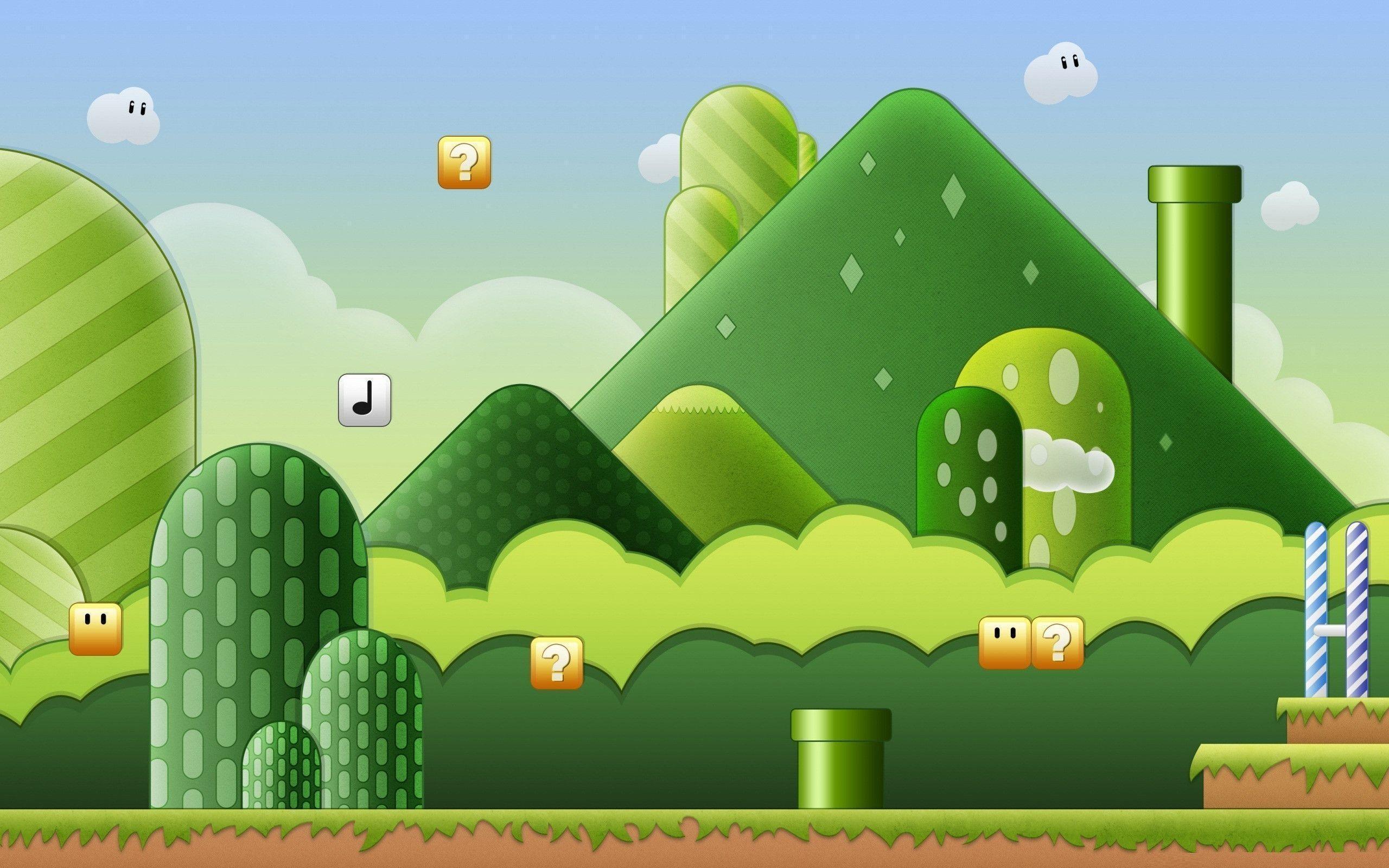 Super Mario Wallpapers – Full HD wallpaper search