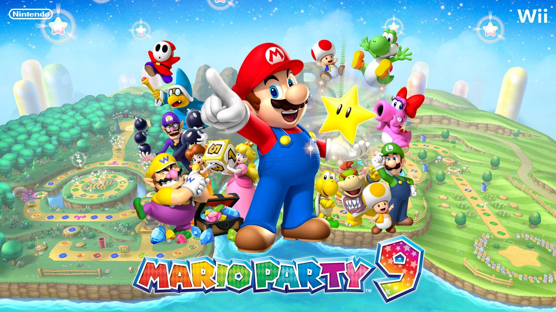 Mario Party Group 1 …