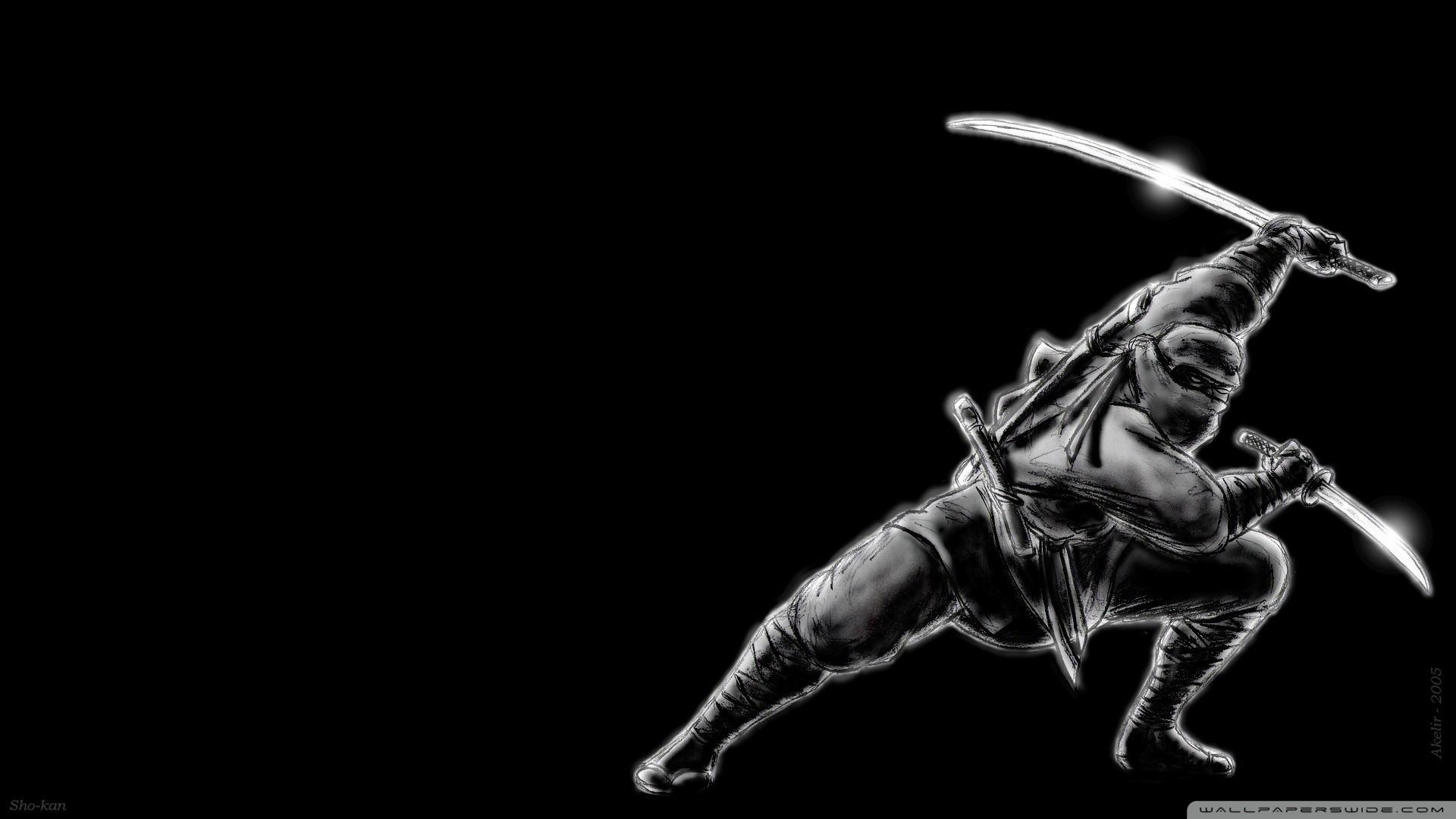 Ninja Wallpapers. 1920×1080