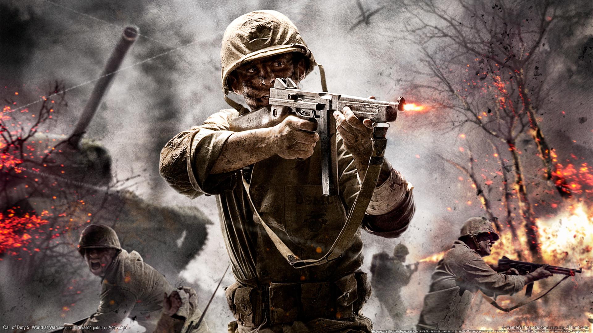 Call Of Duty Wallpaper. 1920×1080