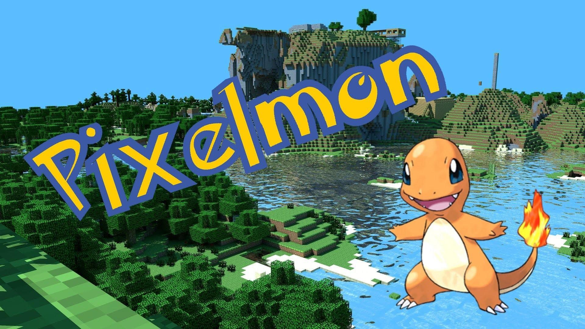 Modowanie minecrafta – pixelmon czyli mod na Pokemony! [1 .