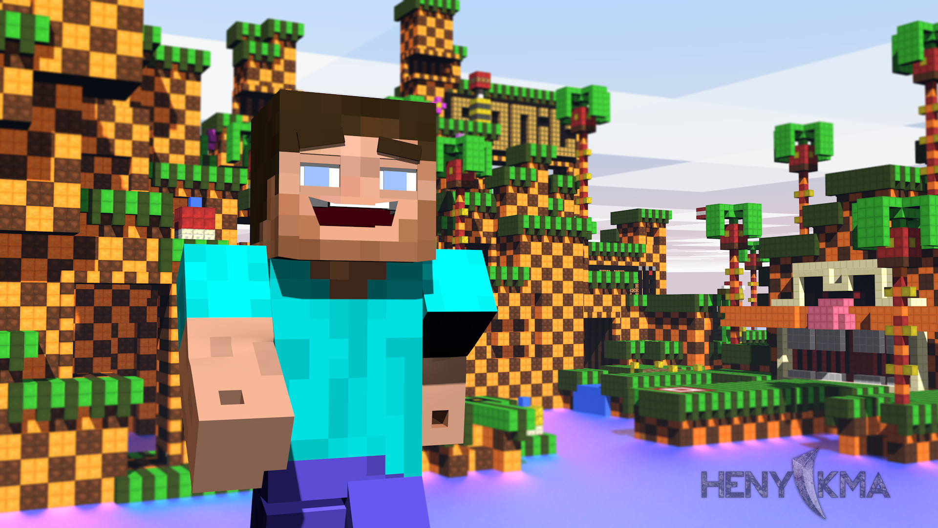 Minecraft Pictures For Wallpaper