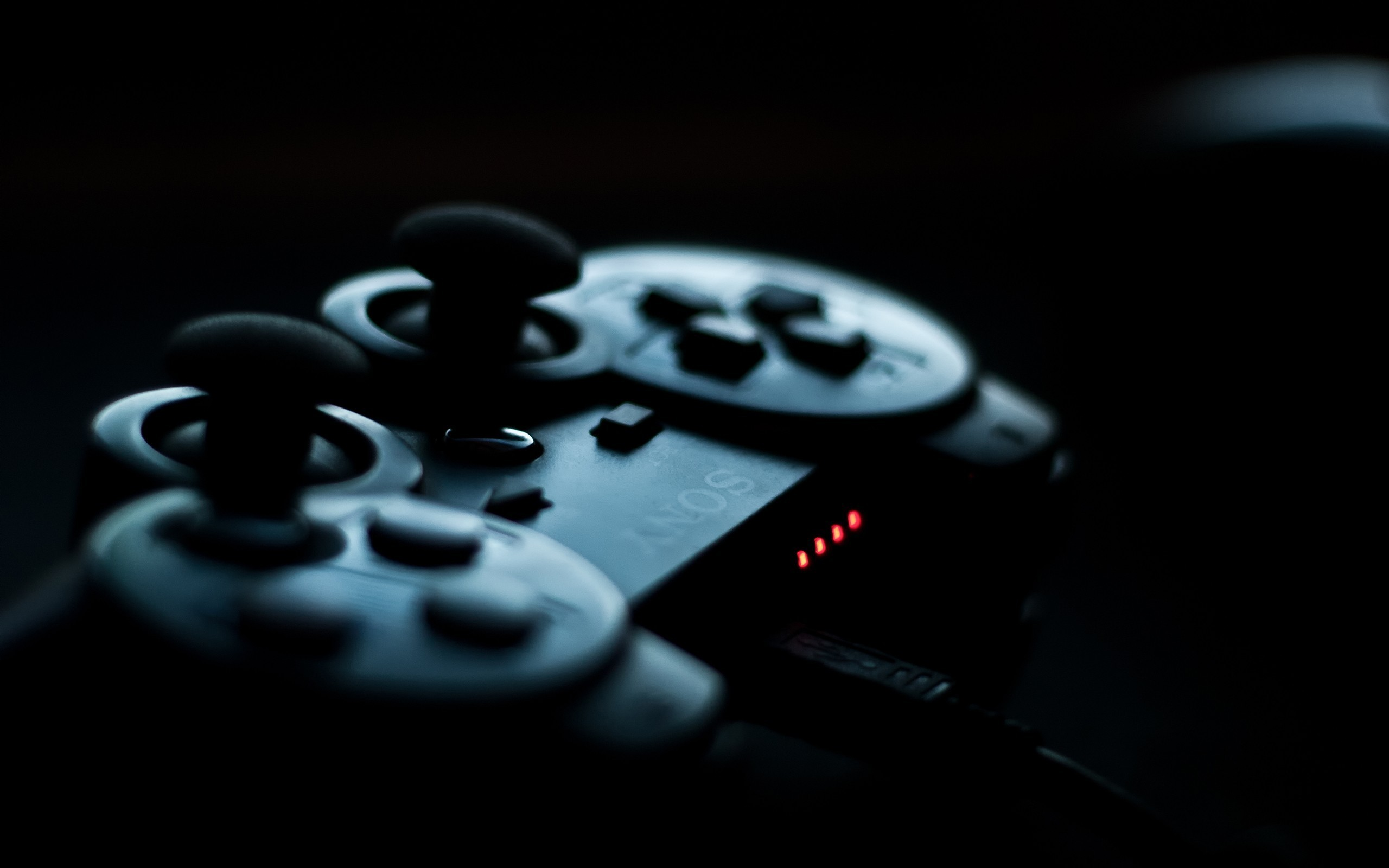 5 Awesome HD Gaming Controller Wallpapers