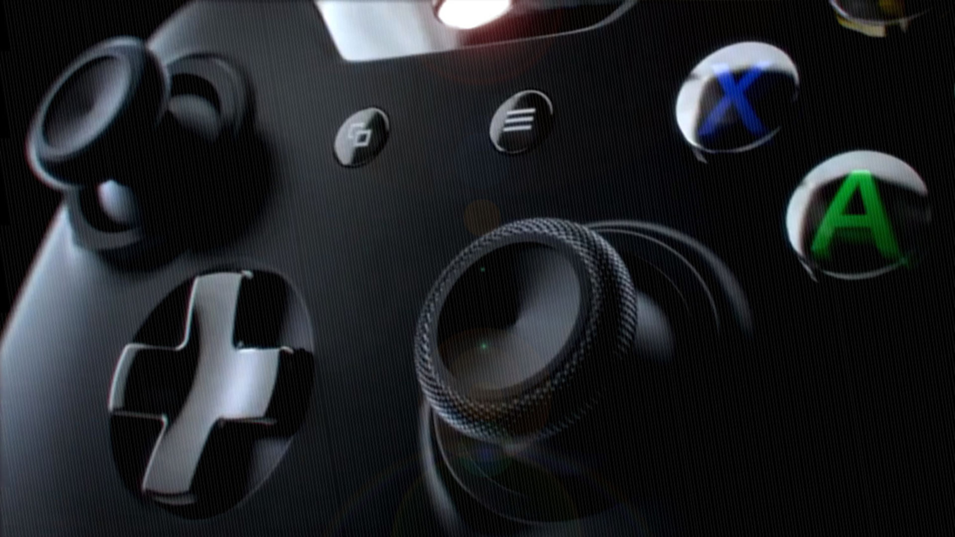 Gaming Controllers Wallpaper Wide