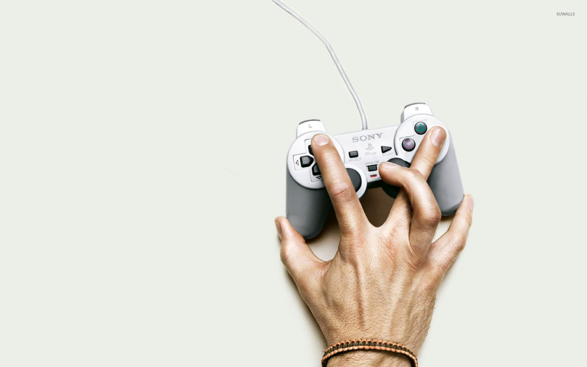 PlayStation controller wallpaper – Game wallpapers – #17129