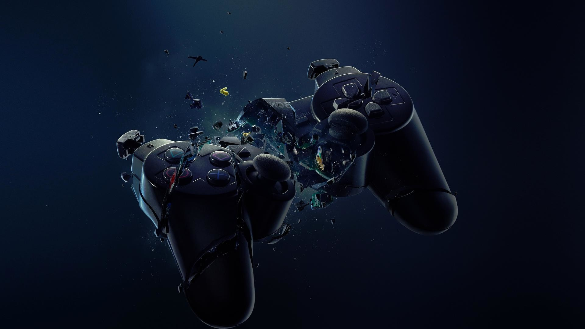 Wallpapers For > Playstation Wallpaper Hd