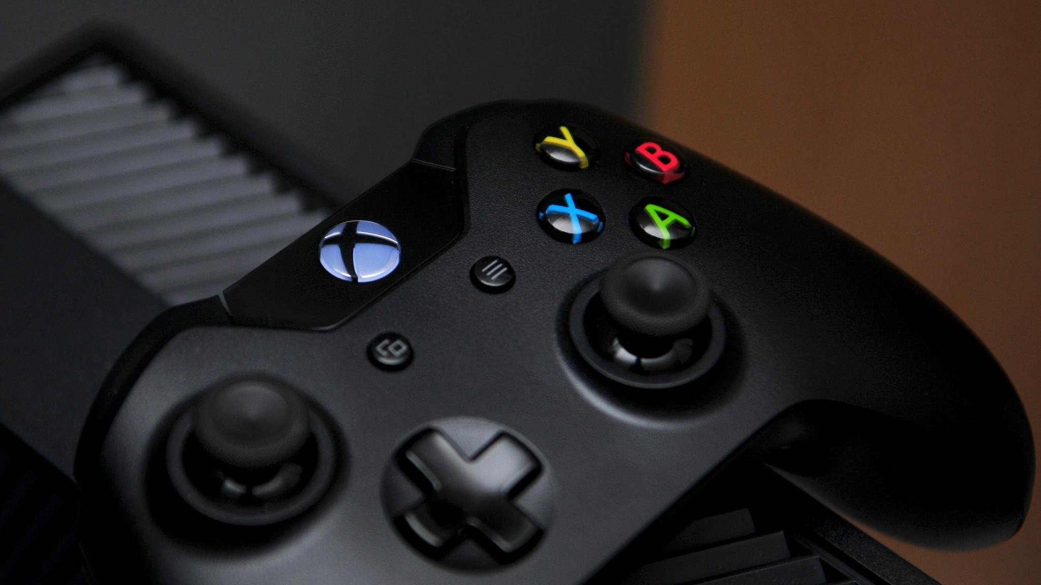 Wallpaper gamepad, xbox, console, joystick