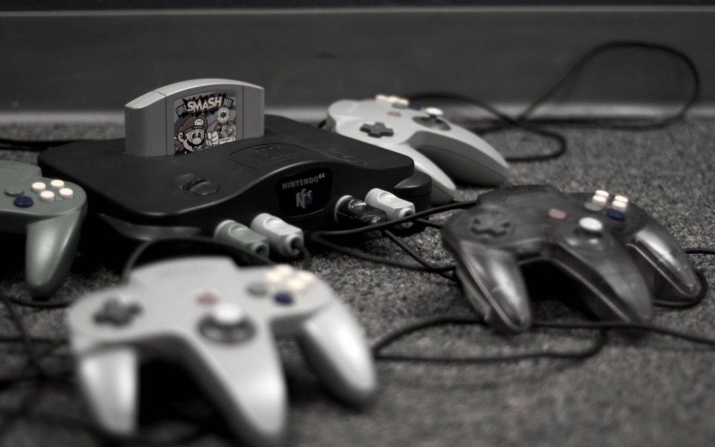 Nintendo, Nintendo 64, Video Games, Classics, 90s Wallpapers HD / Desktop  and Mobile Backgrounds