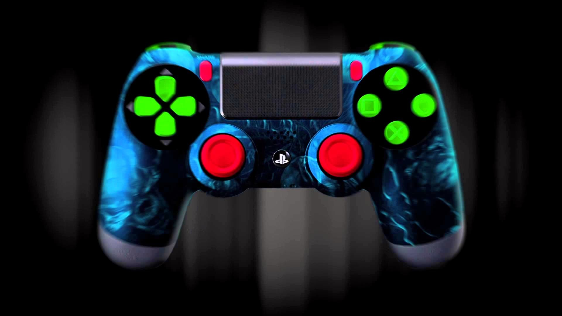Custom PS4 Controllers – Presented by Evil Controllers