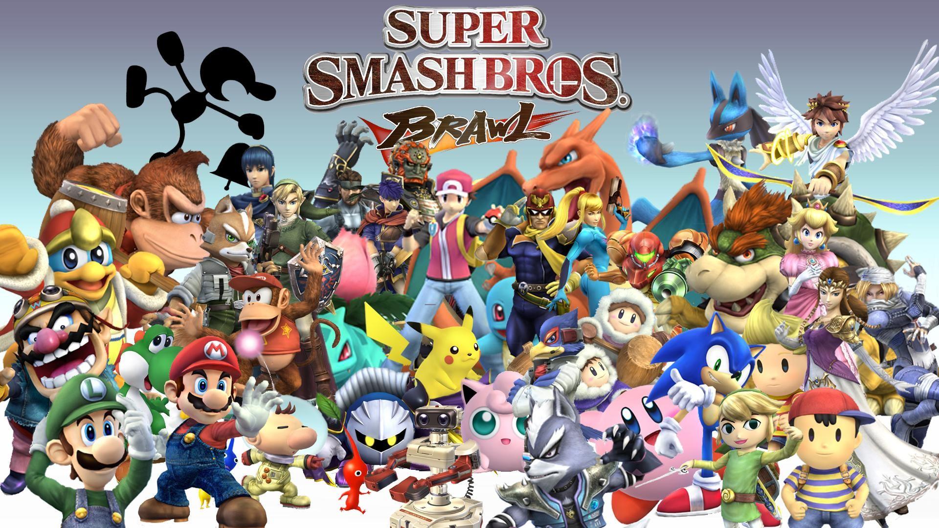 Super Smash Bros Melee Wallpaper