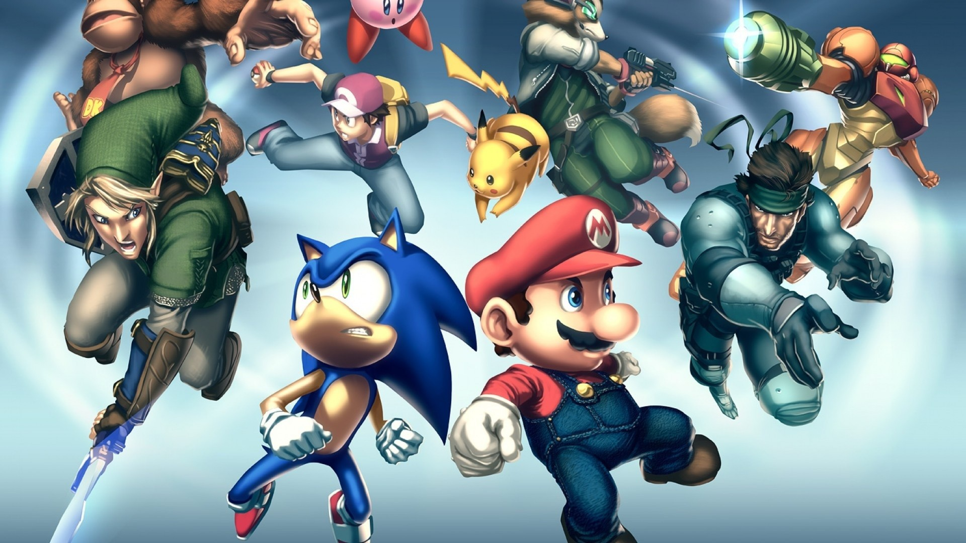 152 Super Smash Bros. HD Wallpapers | Backgrounds – Wallpaper Abyss – Page 4