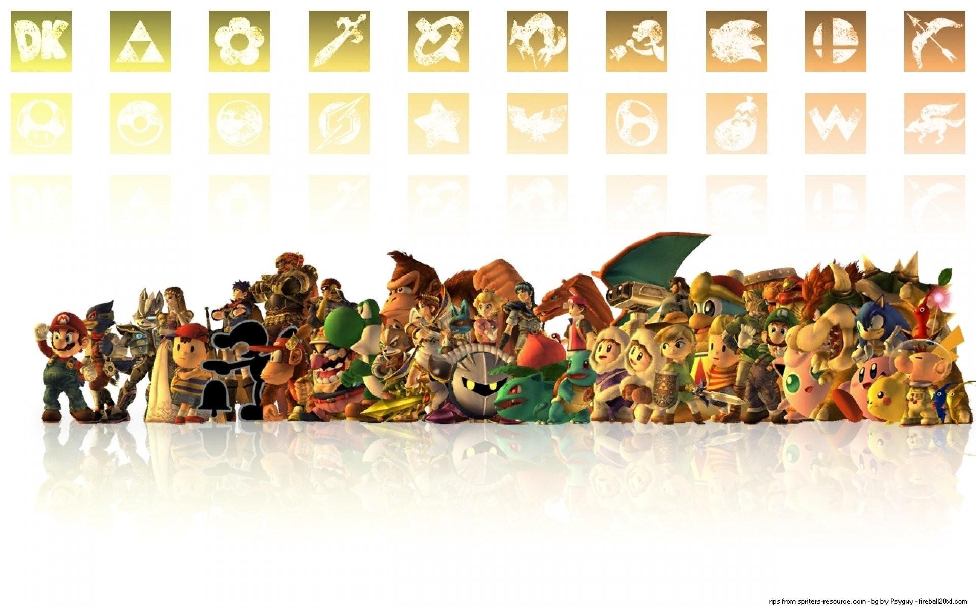 HD Wallpaper | Background ID:488319. Video Game Super Smash Bros.