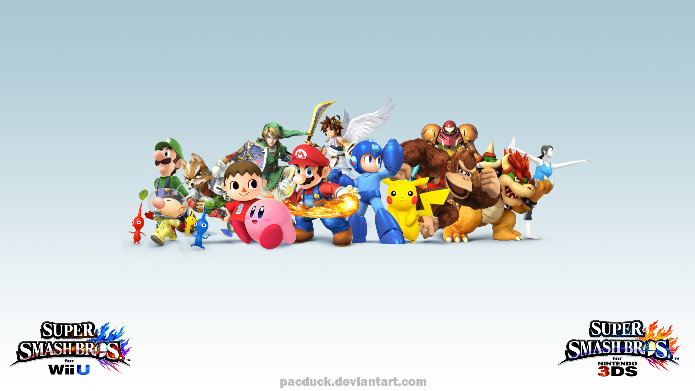 Need help choosing a Smash desktop wallpaper. – Super Smash Bros. for Wii U  Message Board for Wii U – Page 2 – GameFAQs