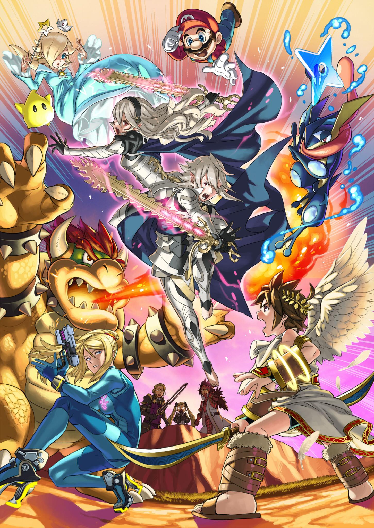 View Fullsize Super Smash Bros. Image