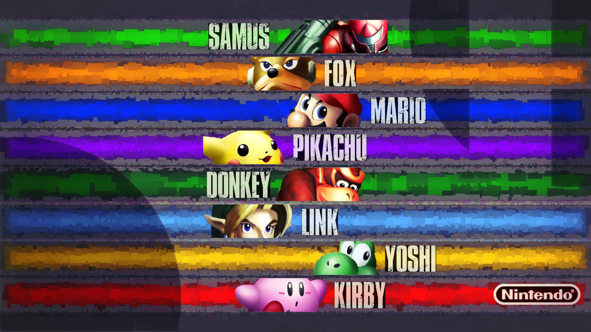 … Super Smash Brothers (N64)[1] by Light-Rock