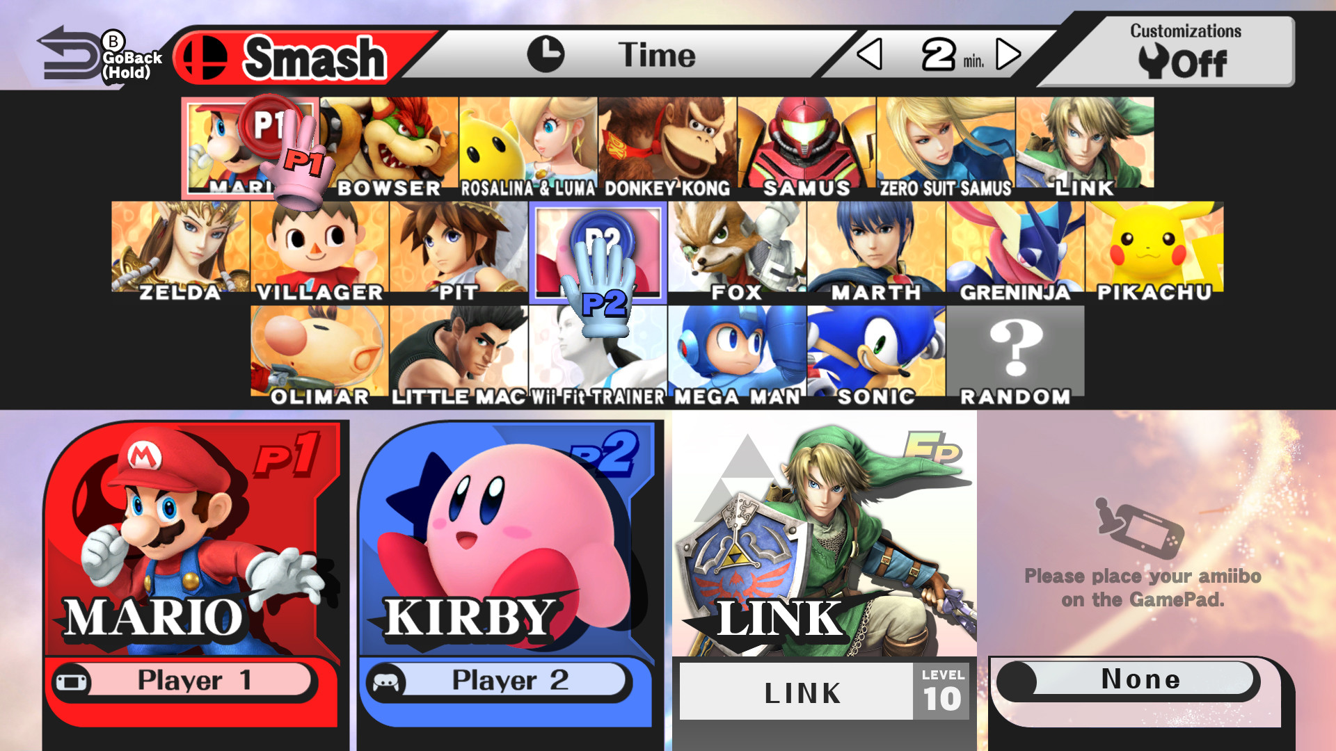Video Game – Super Smash Bros. for Nintendo 3DS and Wii U Wallpaper