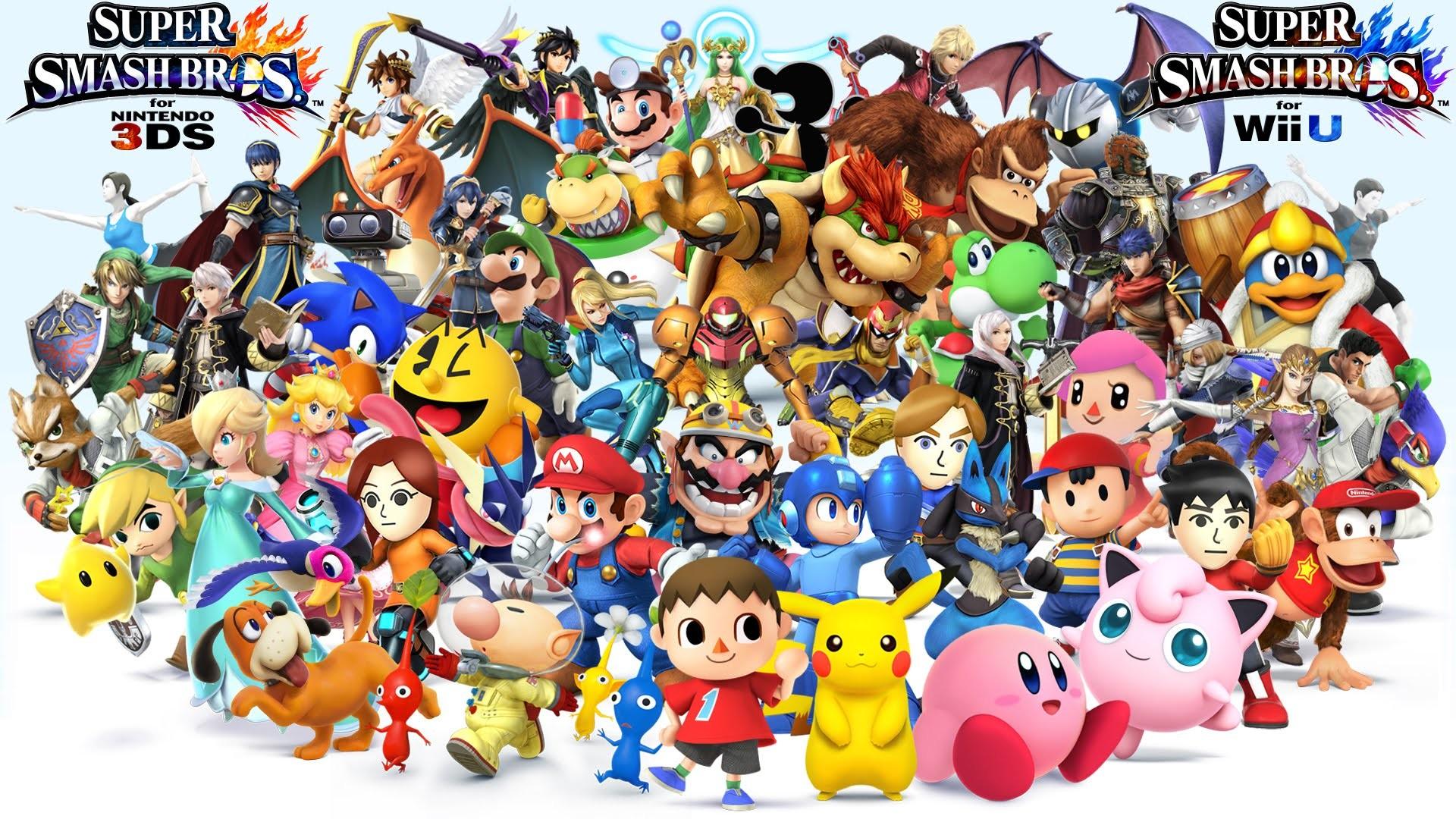 #3 Super Smash Bros. Wii U – Partidas Random en For Glory – YouTube