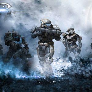 Halo Wallpaper HD 4K