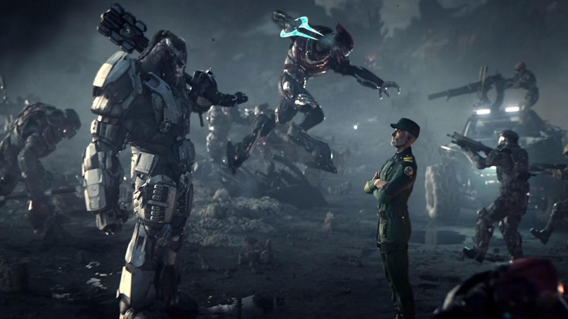 Halo Wars 2 4K Wallpaper   Halo Wars 2 1080p Wallpaper …