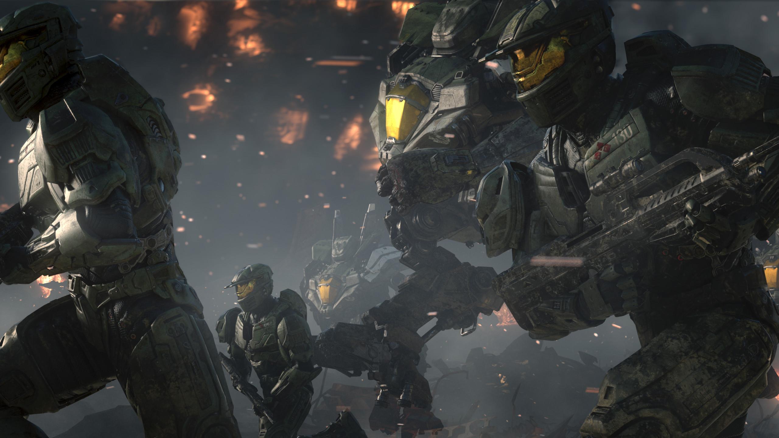 Games / Halo Wars 2 Wallpaper