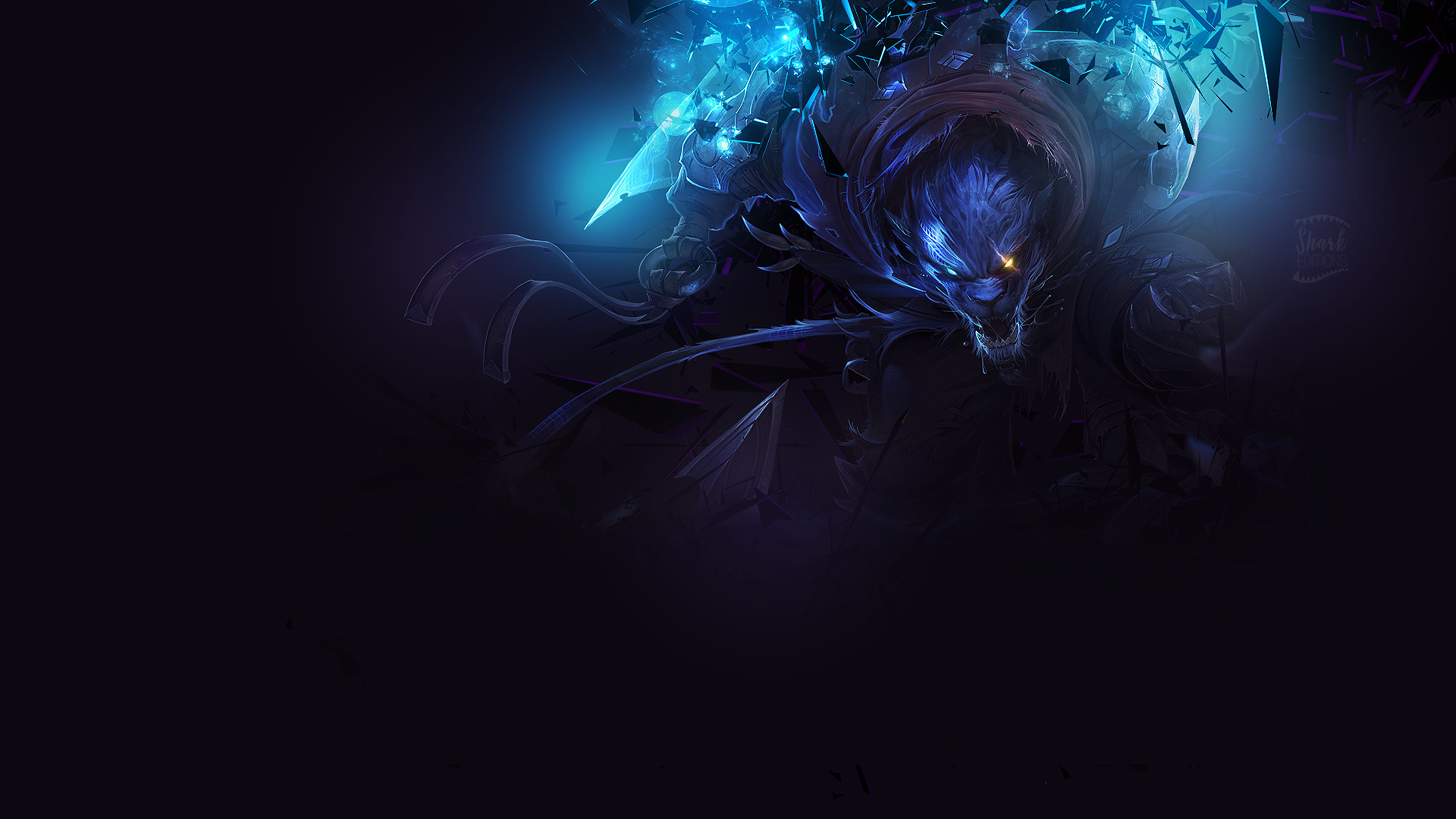 … Rengar wallpaper League of Legends by LeftLucy