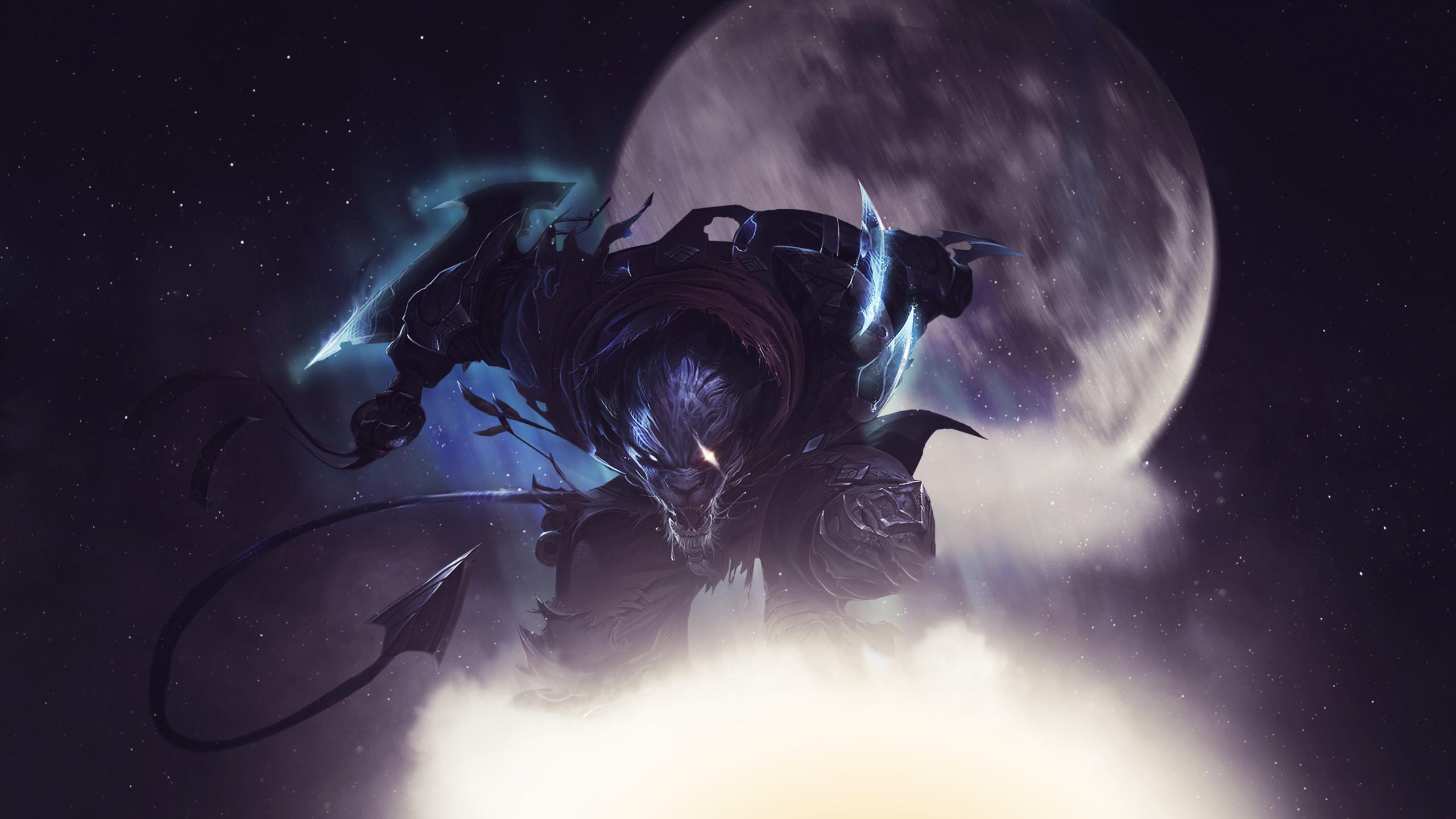 Image Link – Night Hunter Rengar Wallpaper