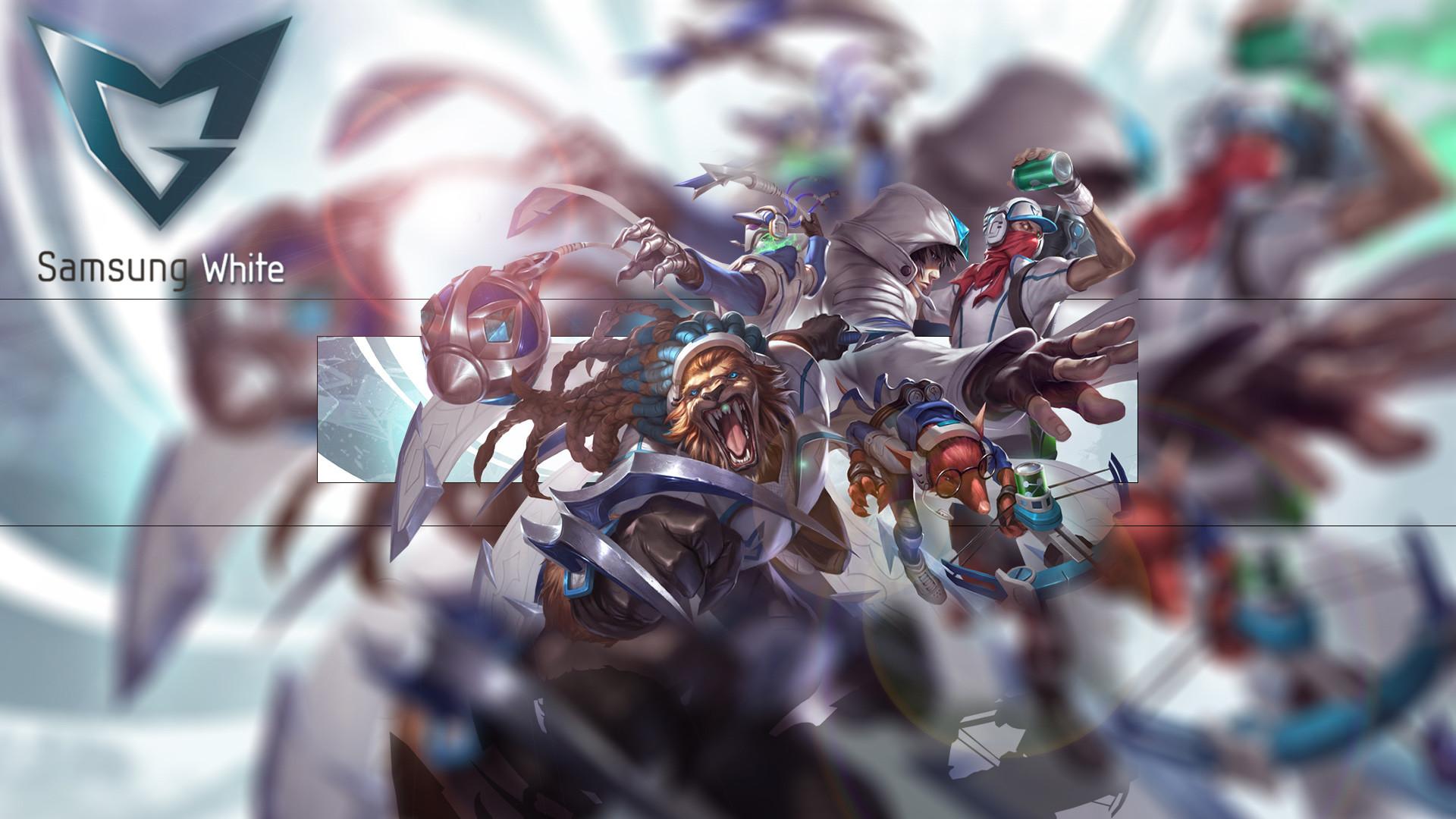 SSW Singed, Rengar, Twitch, Talon & Thresh by Icehans HD Wallpaper Fan Art