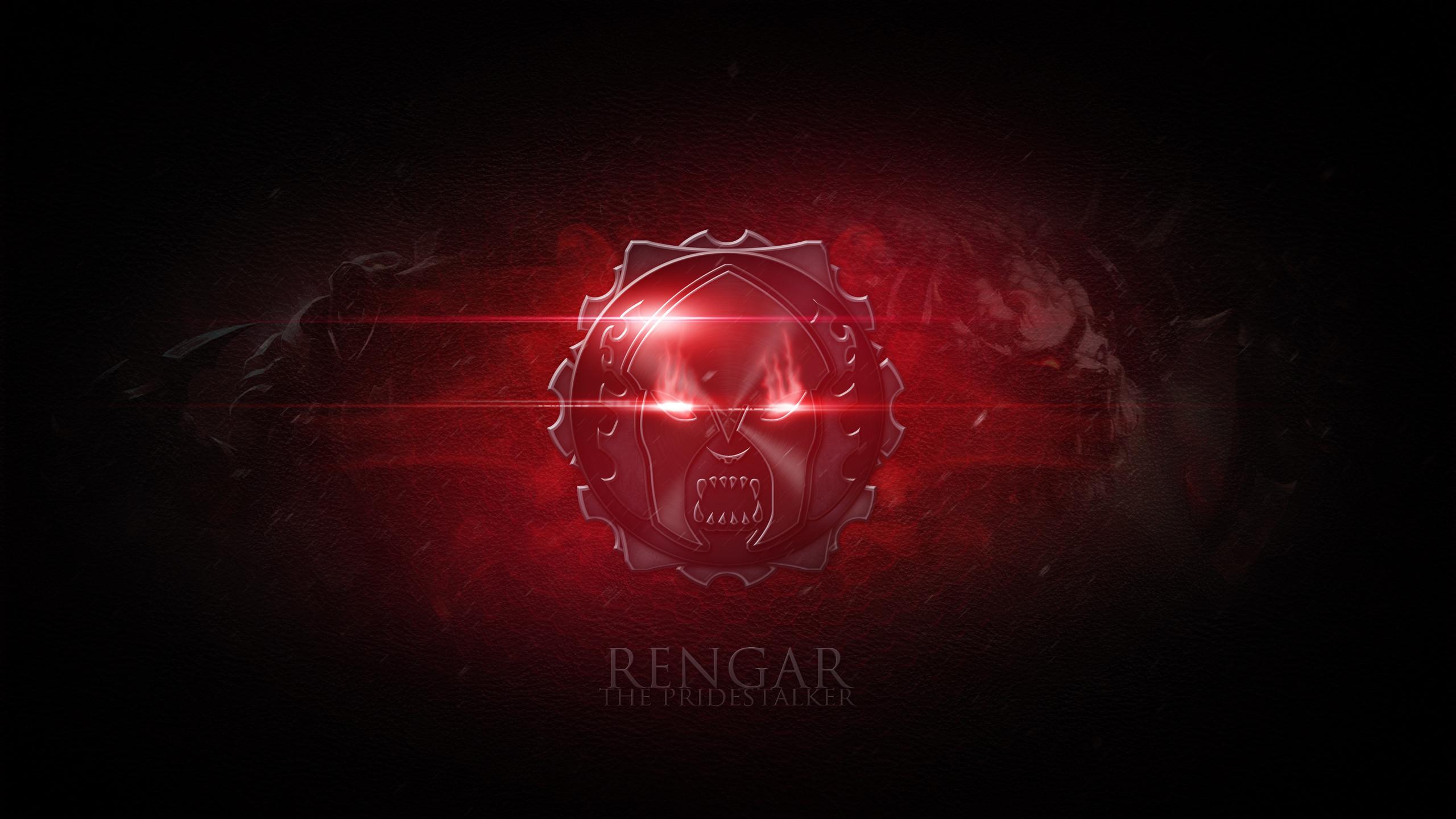 Rengar League Of Legends Wallpapers HD 1920×1080
