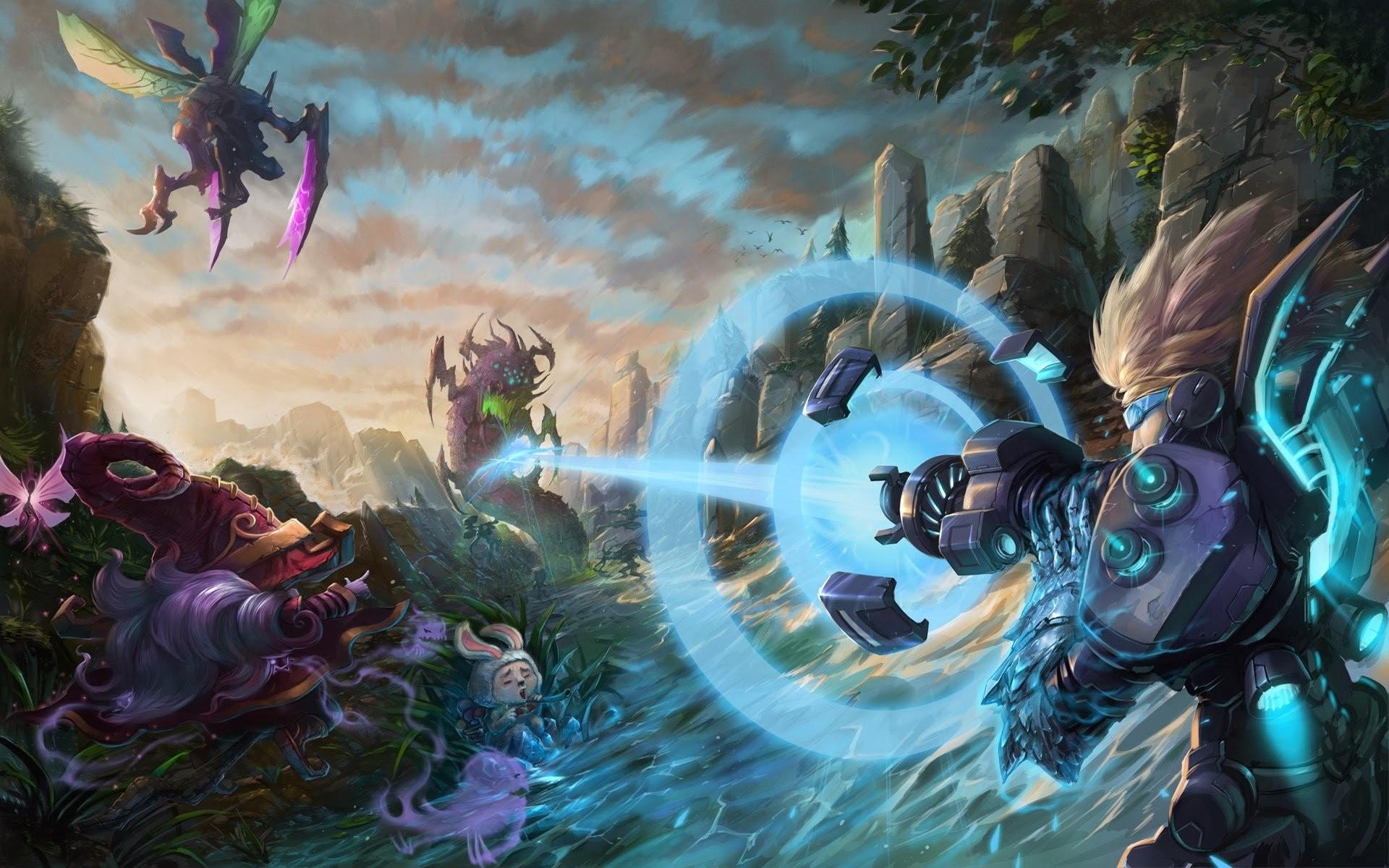 League Of Legends Rengar Vs Kha Zix …