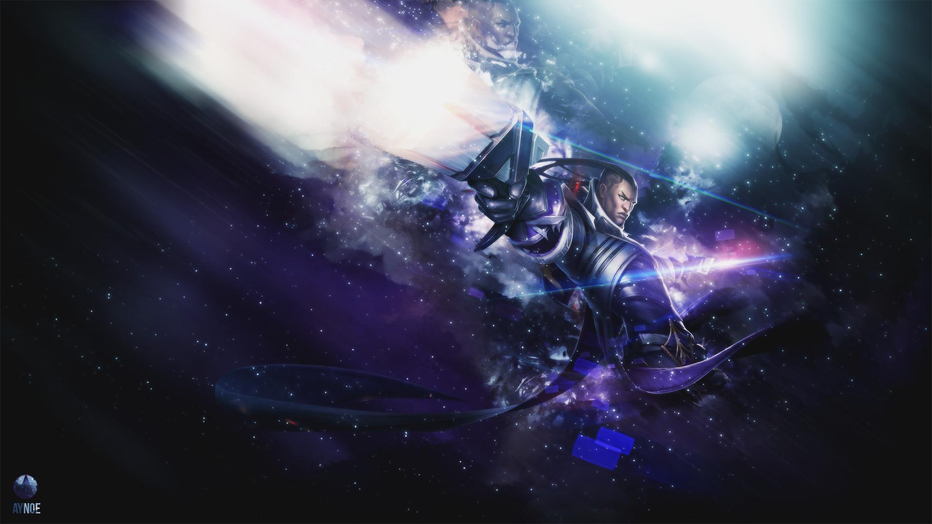 … Purple Version & the process Video. Rengar : Rengar Wallpaper …