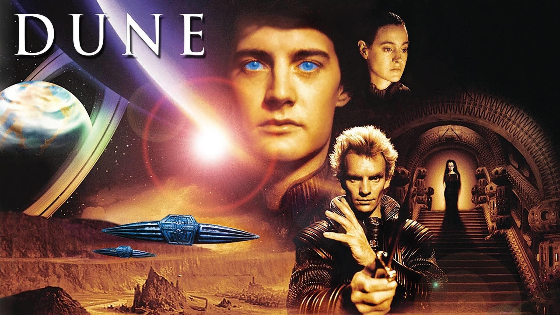 Dune (Wallpaper), Wallpaper for