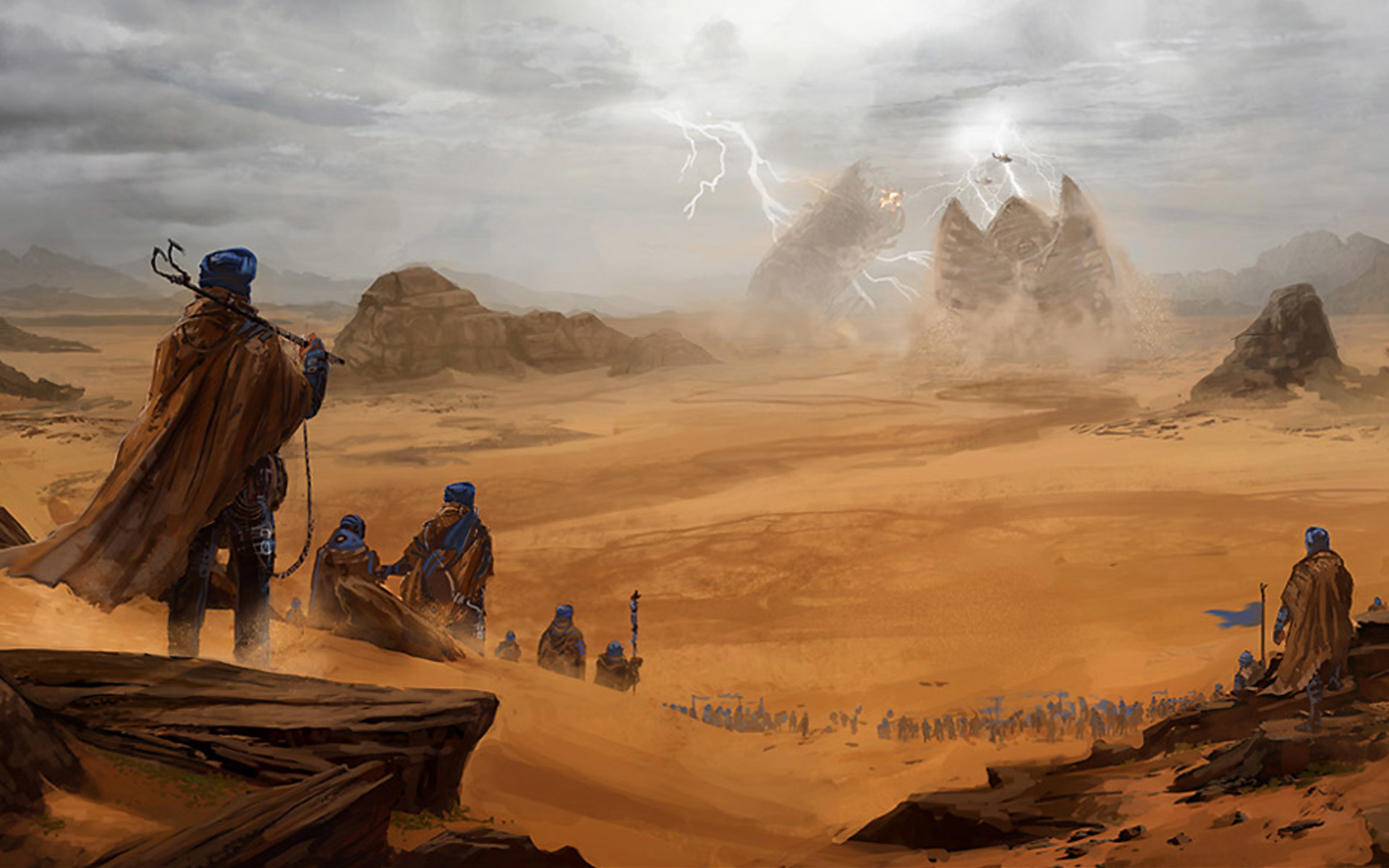wallpaper-ambrosia-literatura-duna.jpg (1920×1200)   Dune   Pinterest   Dune