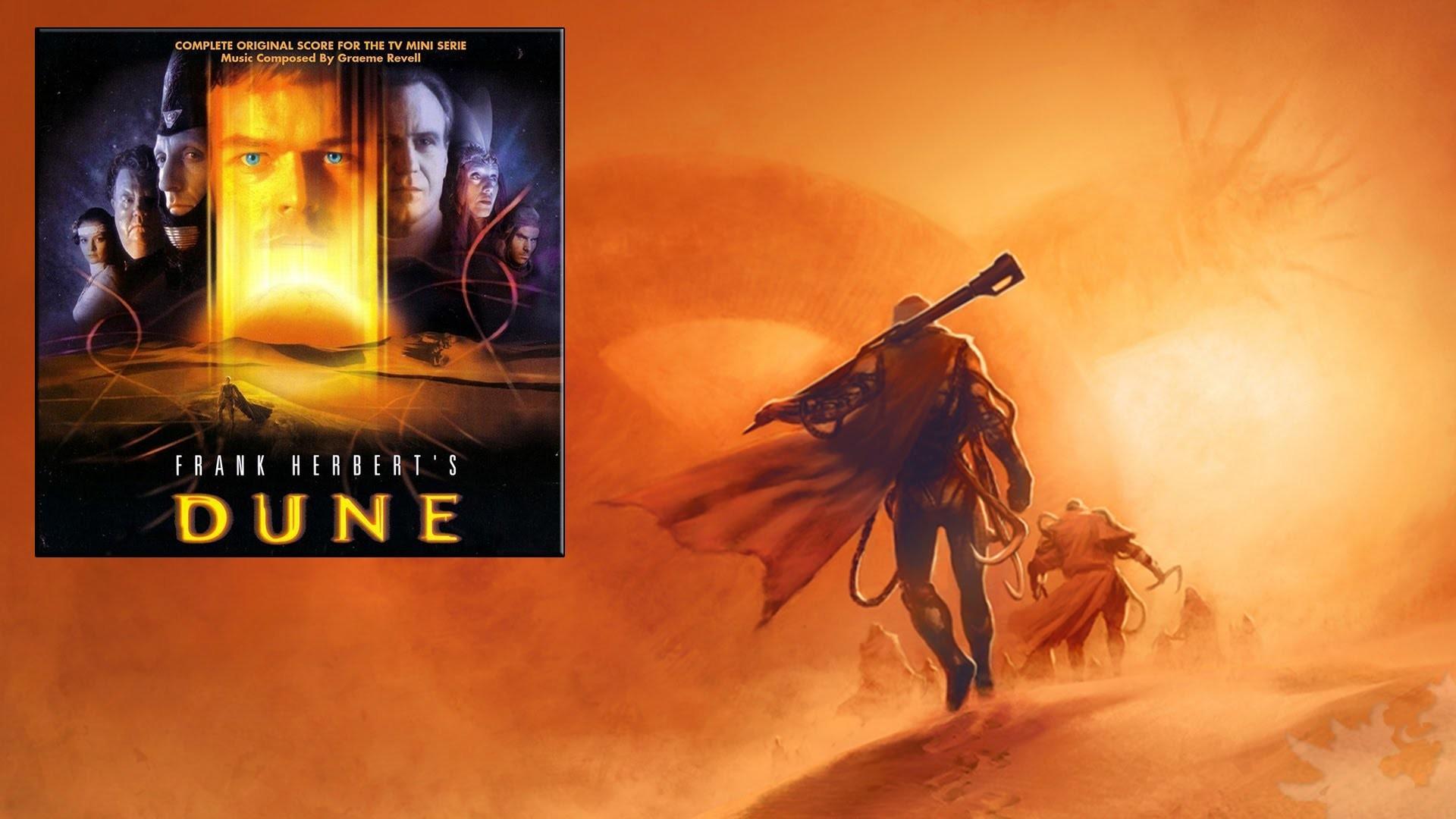 Frank Herbert's Dune – Complete Original Score For The TV Mini Serie