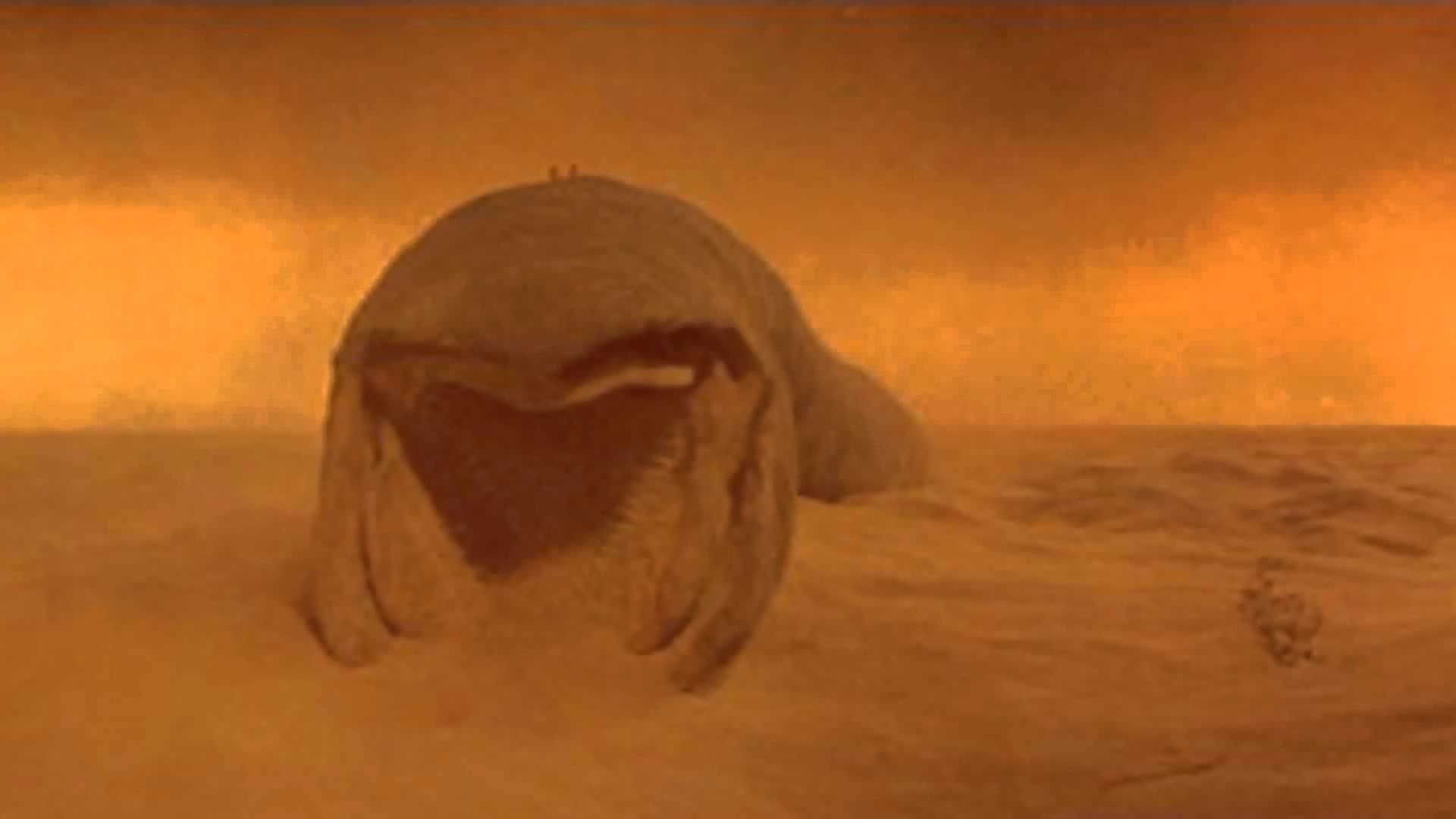 Dune Sandworm Ride For Sleep, Focus, and Relaxation 12 Hours