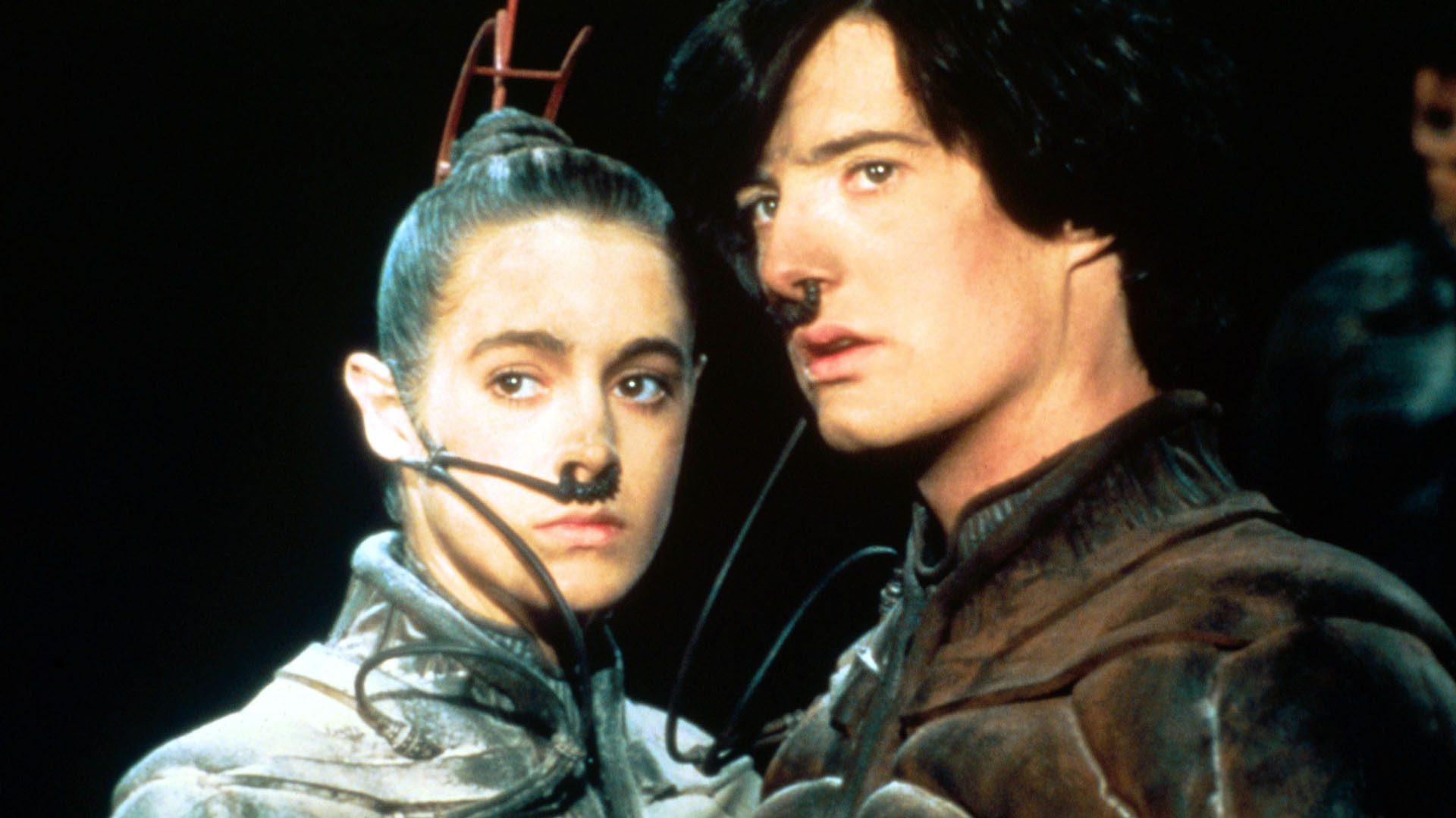 Frank Herbert's Dune by David Lynch with Kyle MacLachlan, Sean Young,  Sting, Patrick