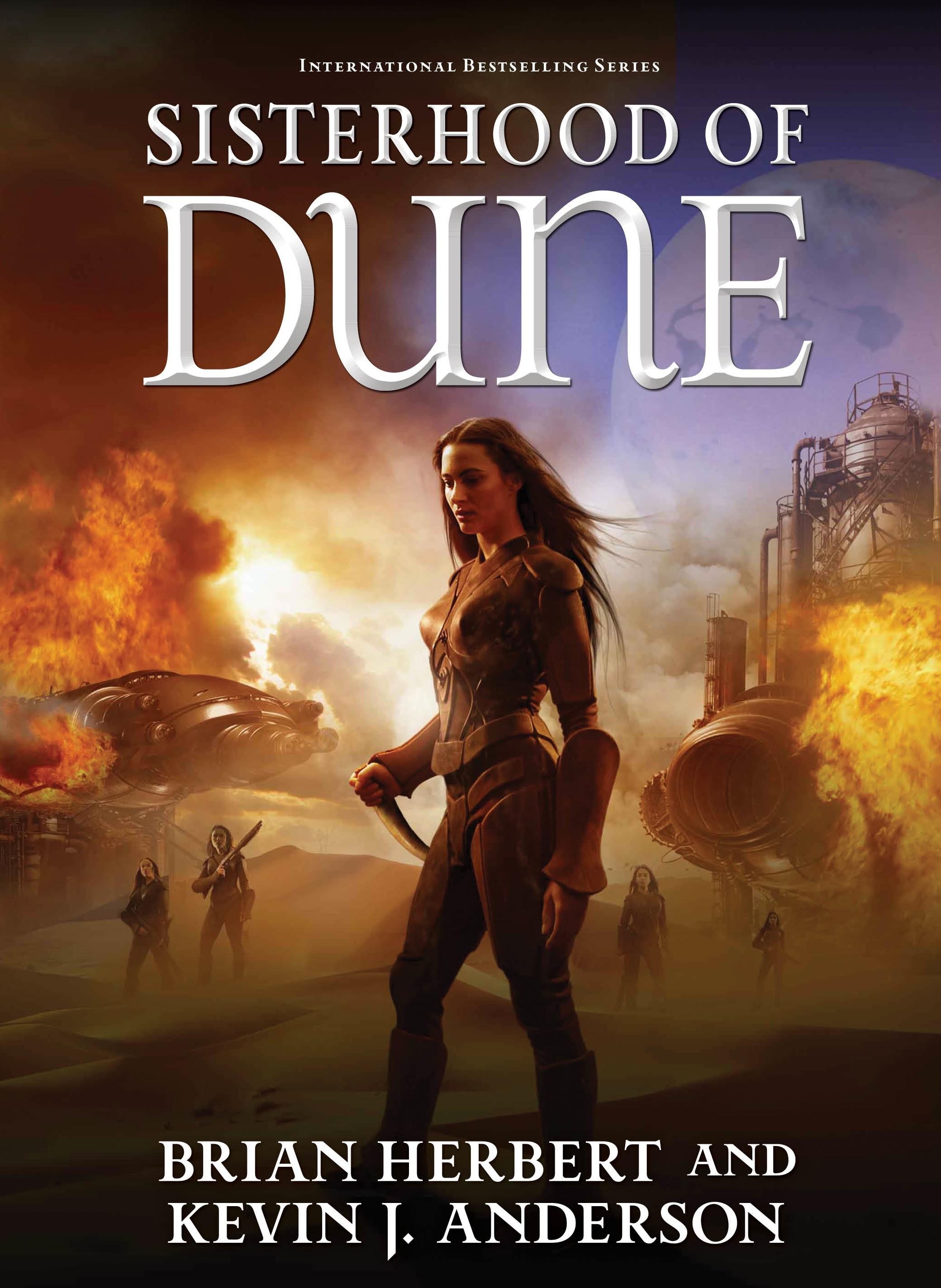 Sisterhood of Dune: A Review (Kinda)