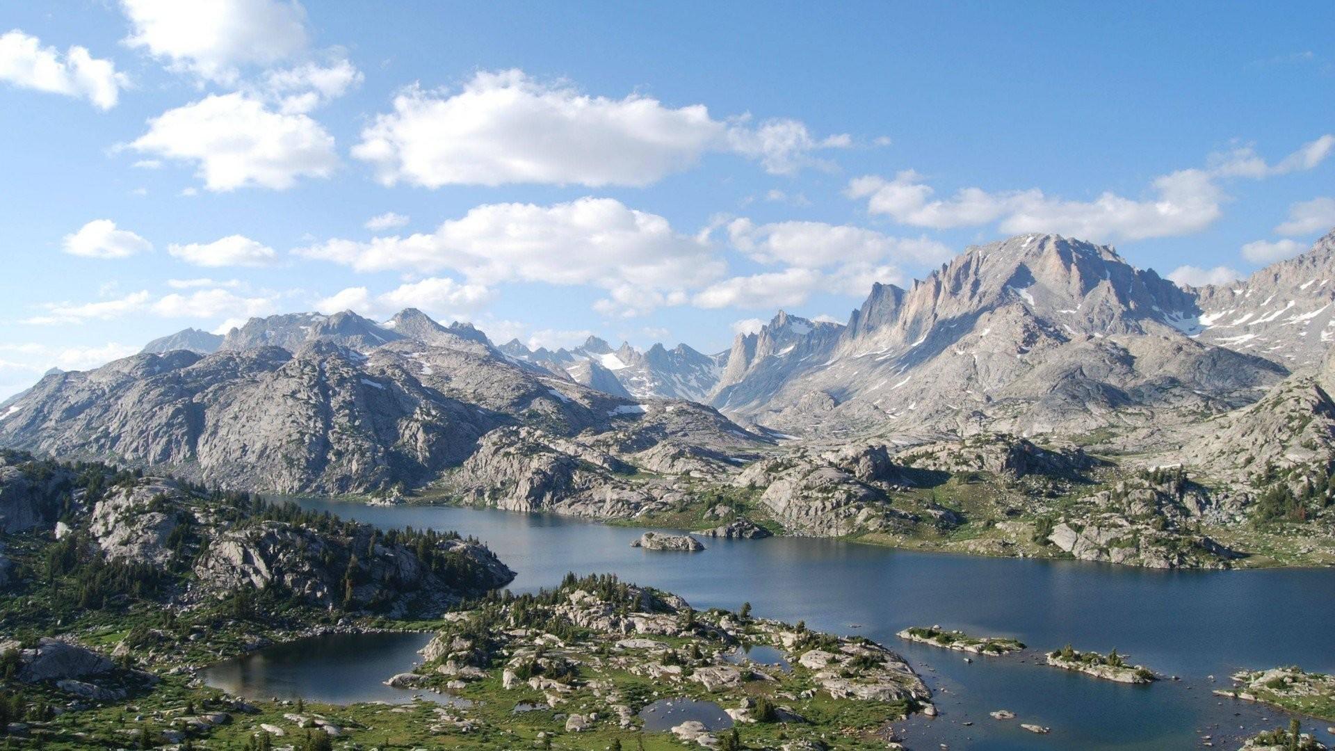 Lakes Landscapes Mountains Nature The Elder Scrolls V Skyrim