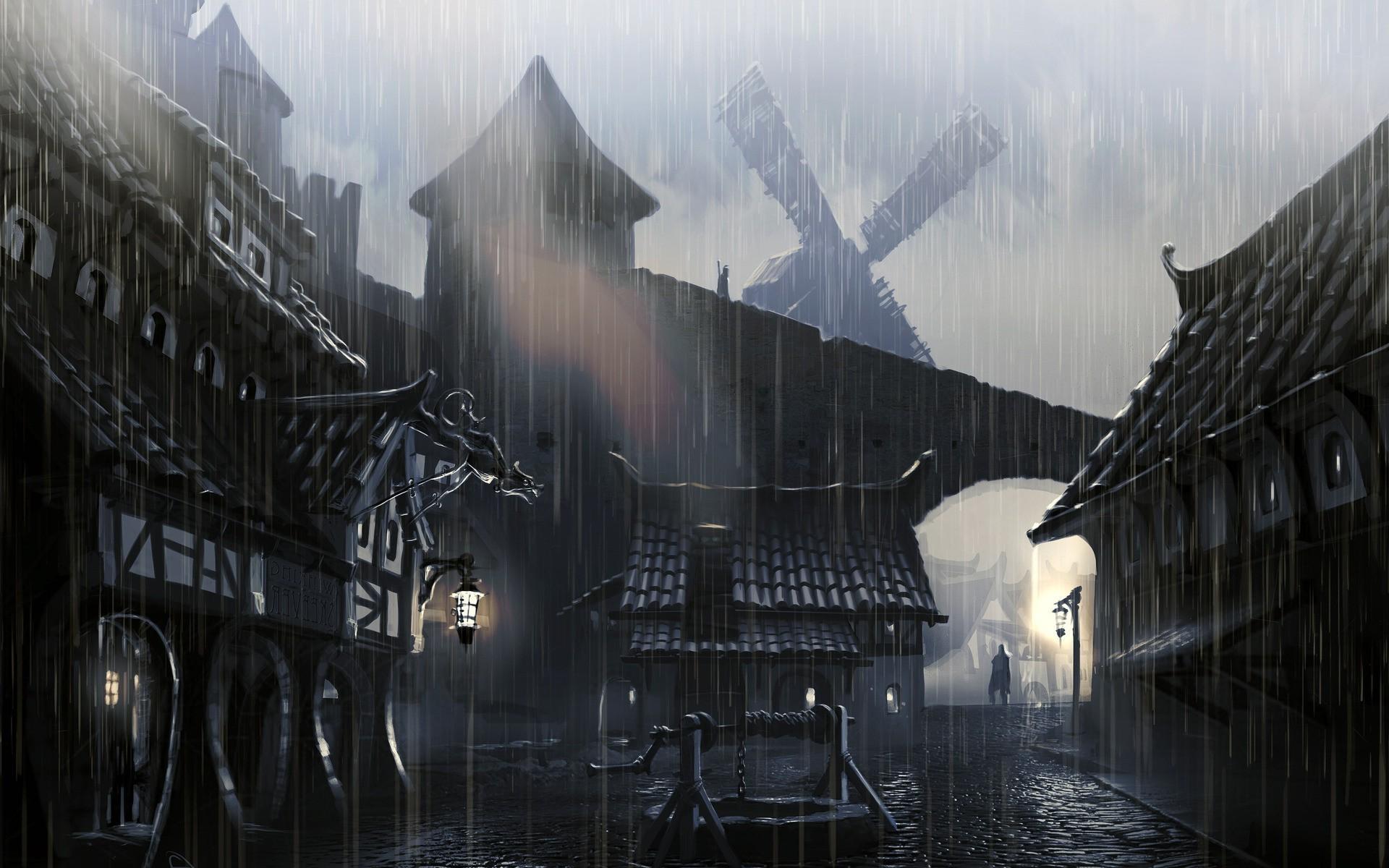 … Elder Scrolls V – Skyrim HD Wallpaper 1920×1200