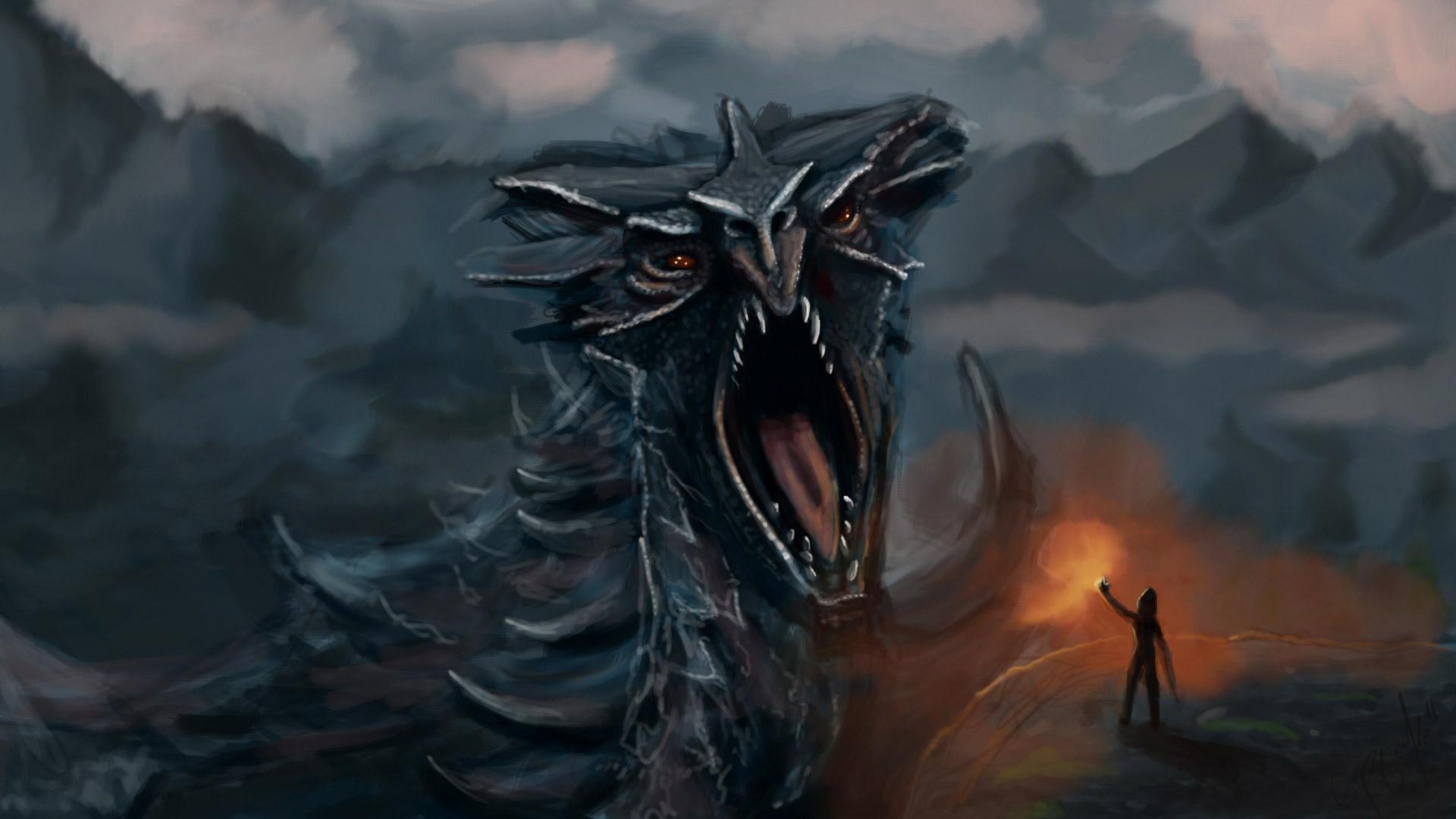 Dragon-skyrim-wallpaper-background-free-1