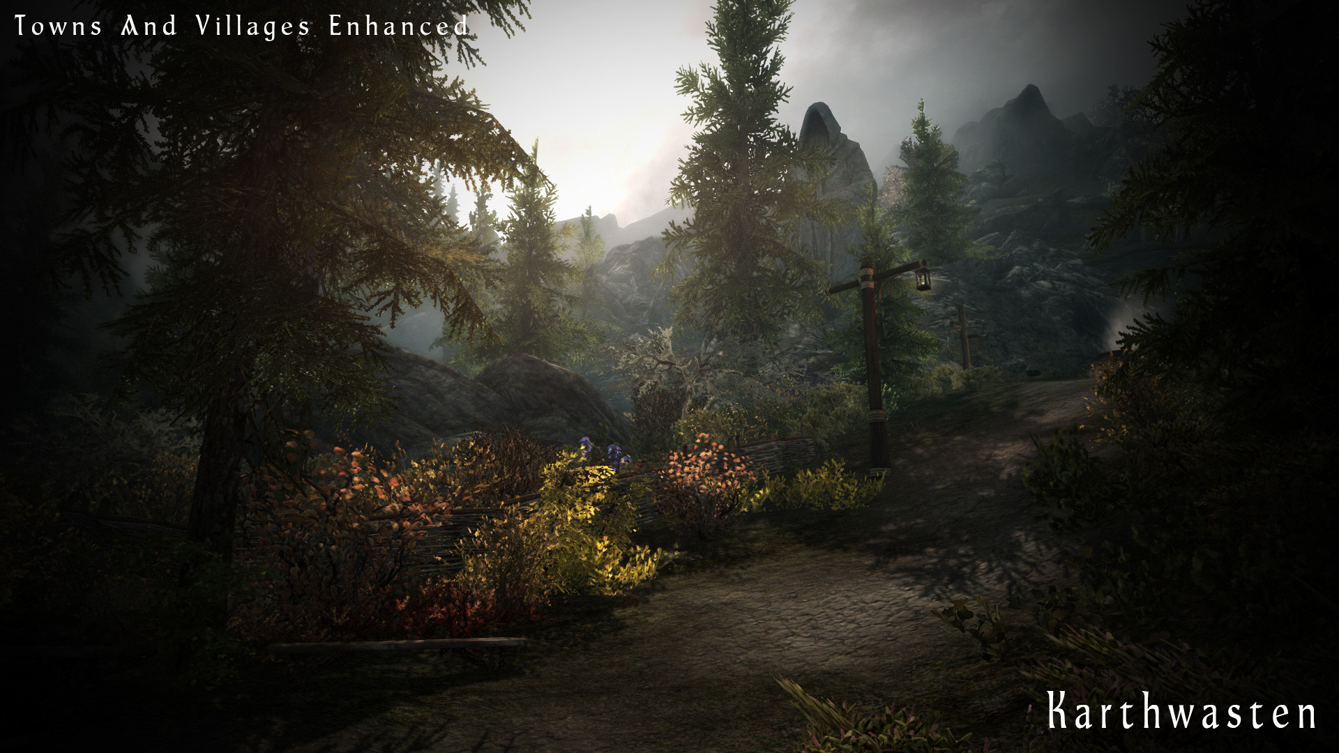 Towns and Villages Enhanced – Villages at Skyrim Nexus – mods and community