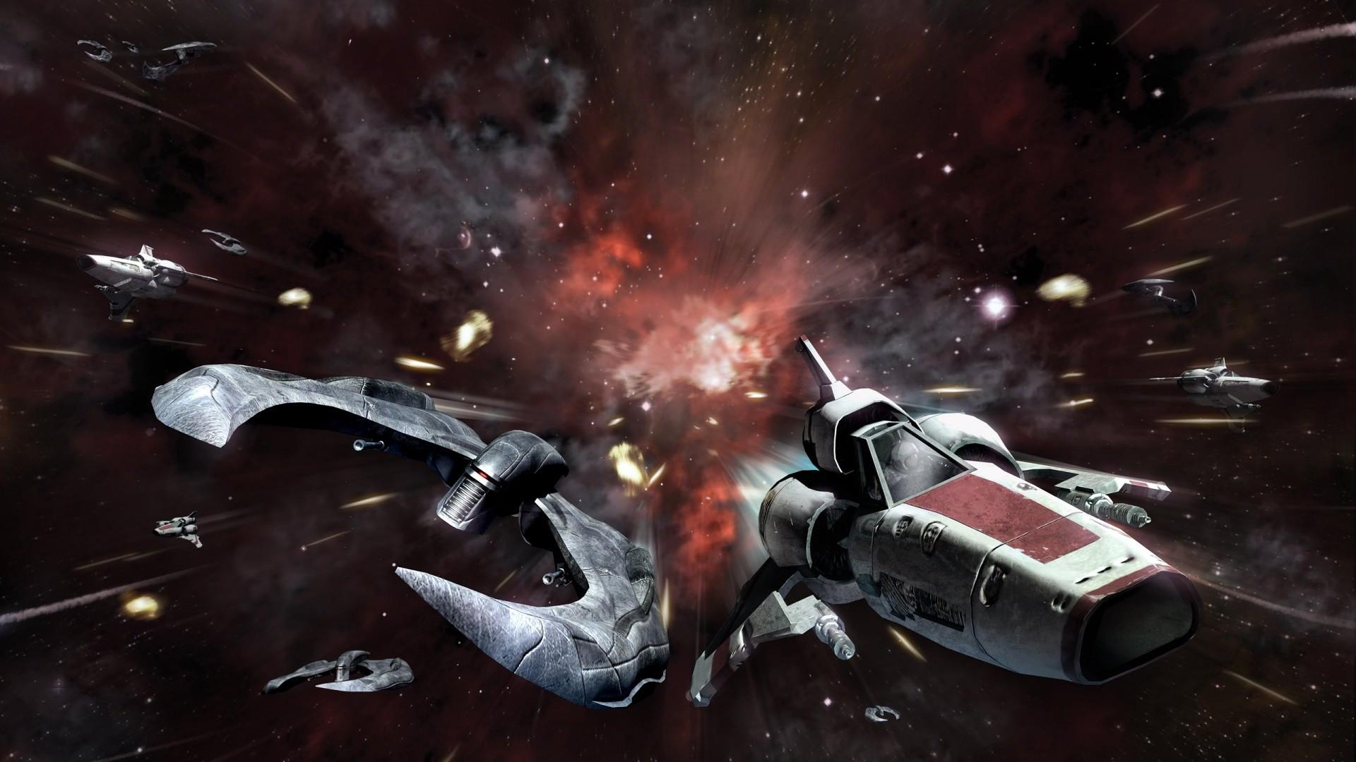 Battlestar Galactica: Online desktop PC and Mac wallpaper