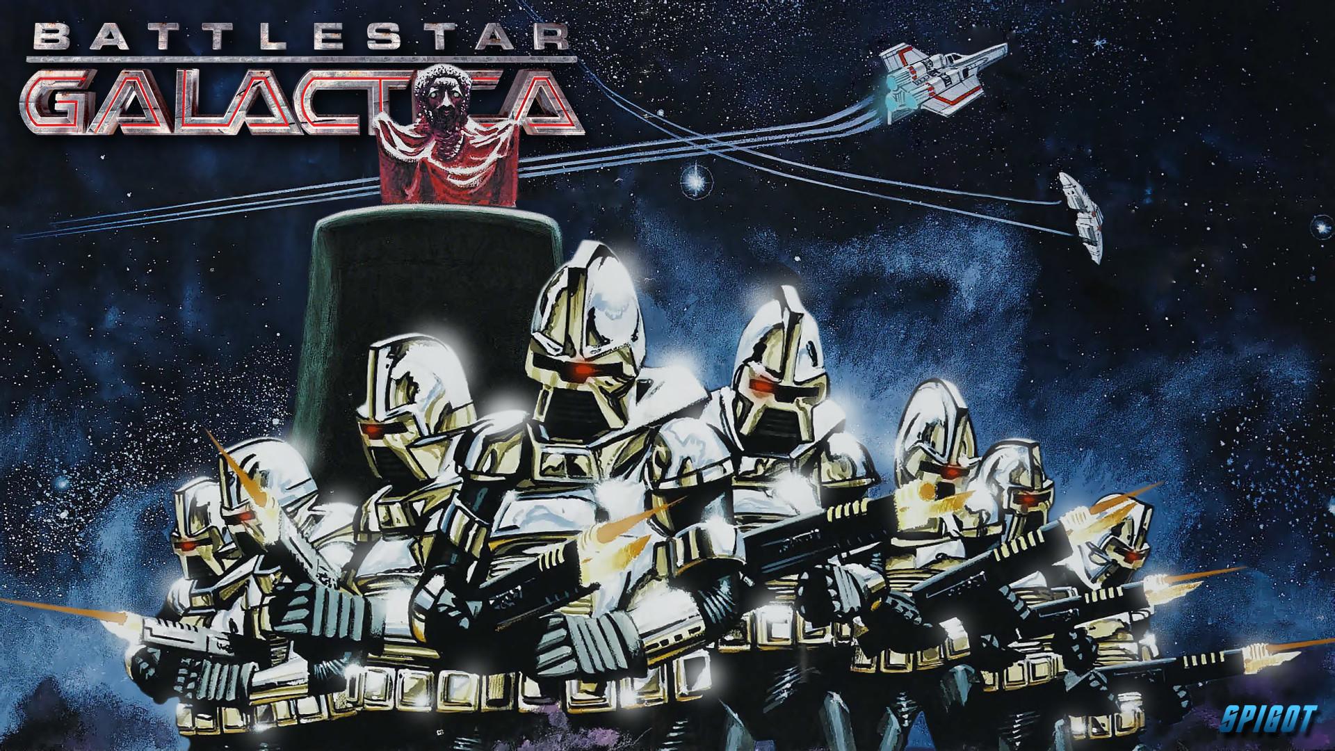 TV Show – Battlestar Galactica (1978) Wallpaper