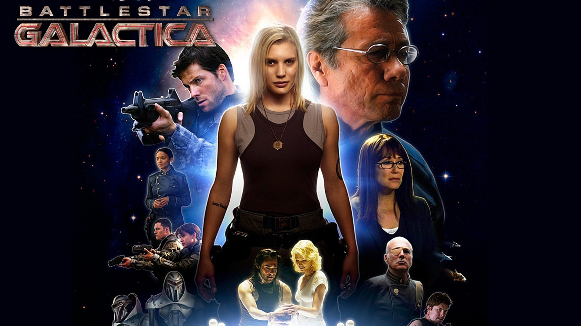 Battlestar Galactica Poster. 78; 1920×1080; 0