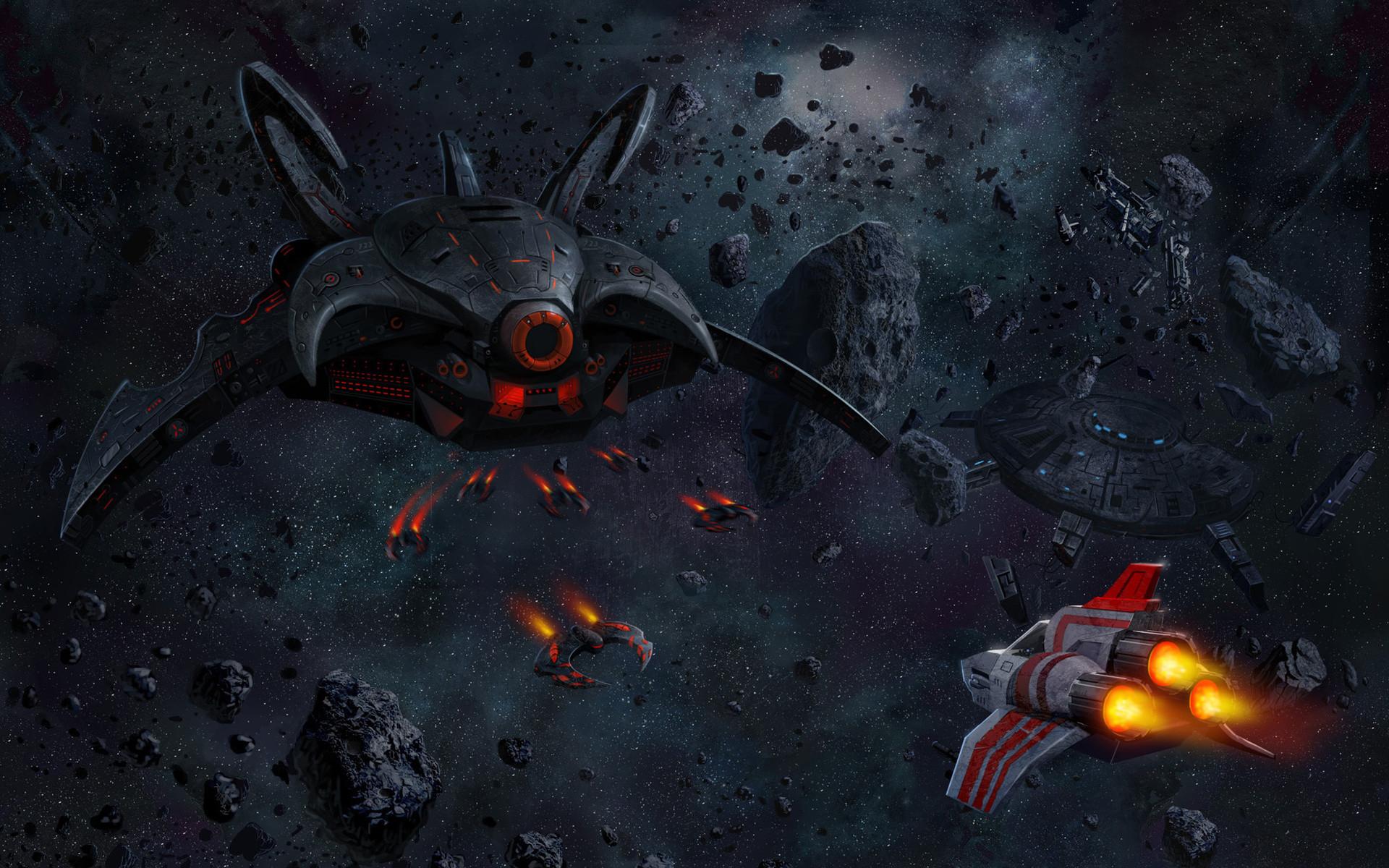 TV Show – Battlestar Galactica (2003) Battlestar Galactica Spaceship Dark  Adventure Battle Sci Fi