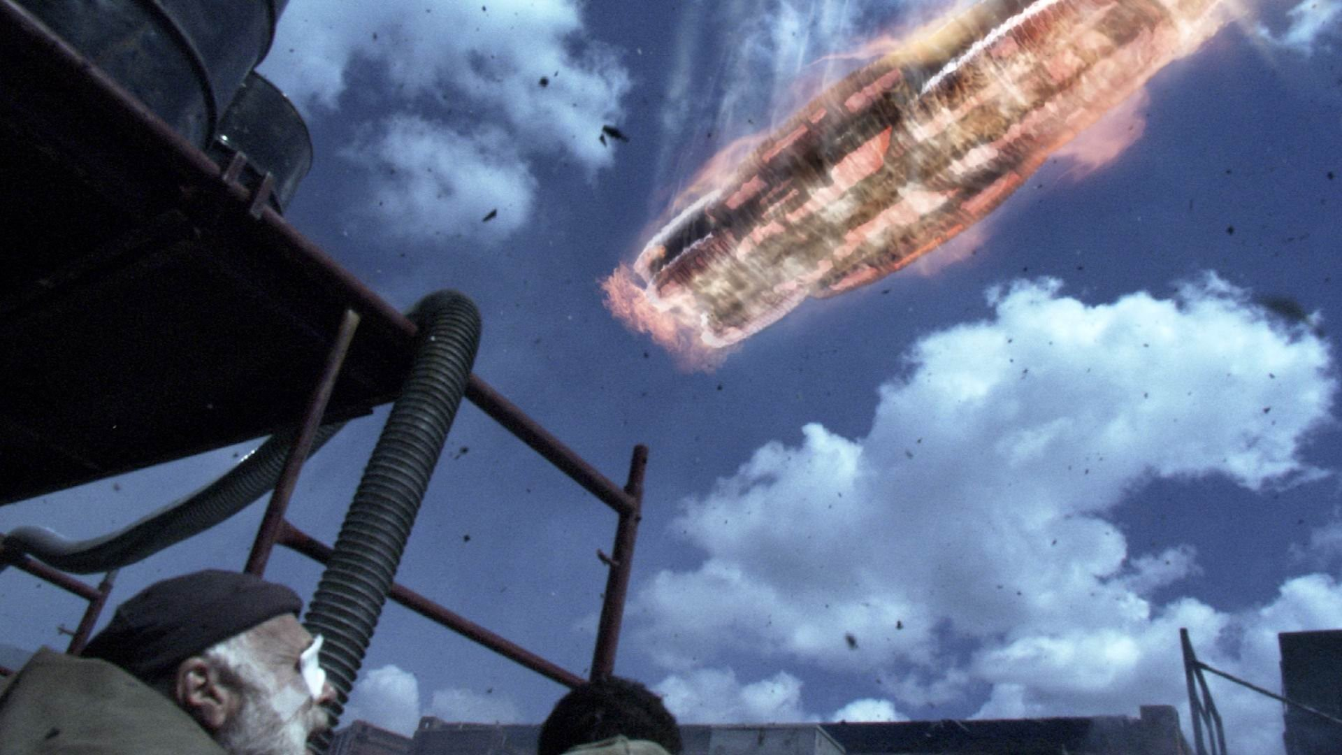 Battlestar Galactica Exodus