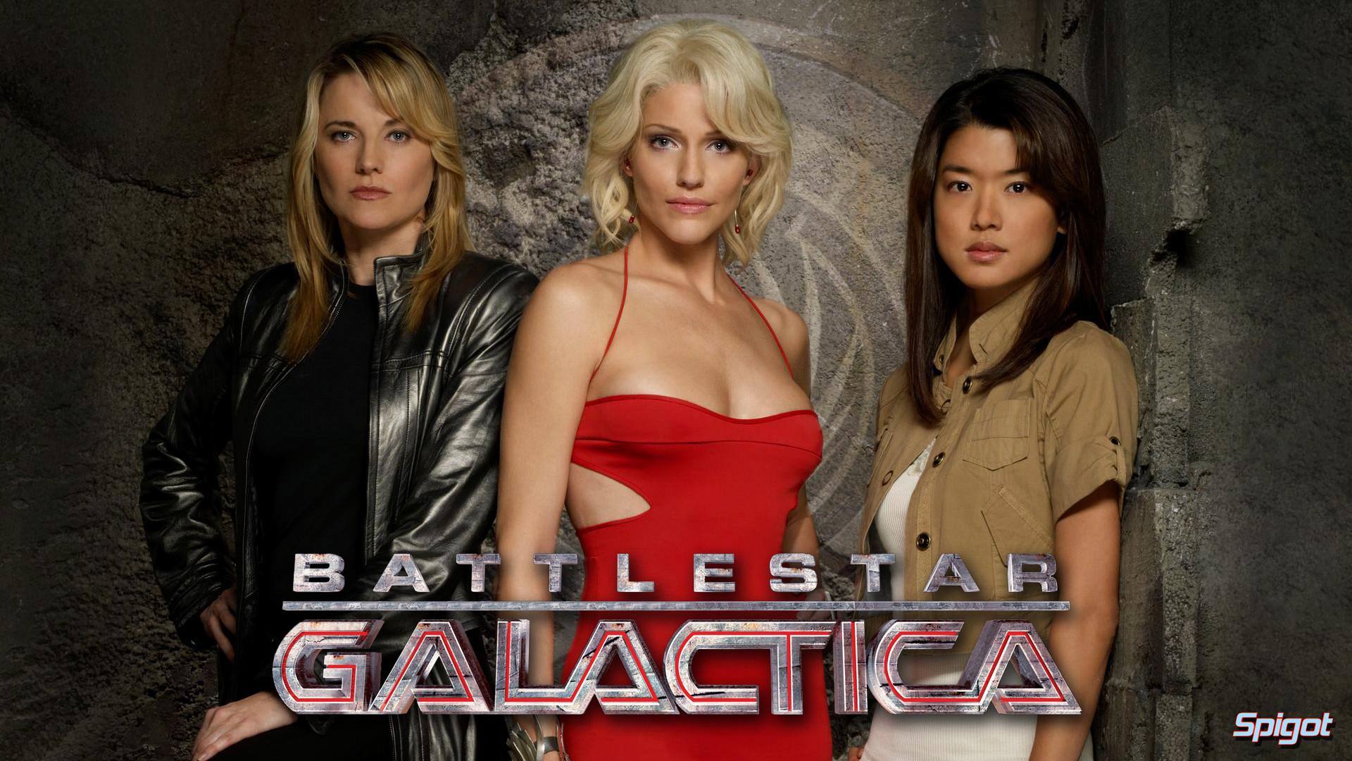 Another Battlestar Galactica Wallpaper