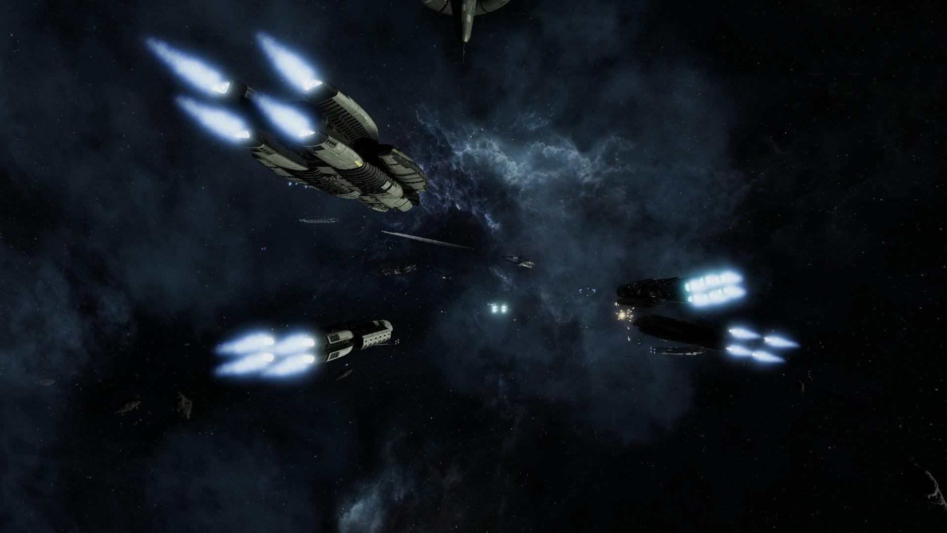 SG Bulletin: Slitherine Announces Battlestar Galactica Deadlock   Strategy  Gamer