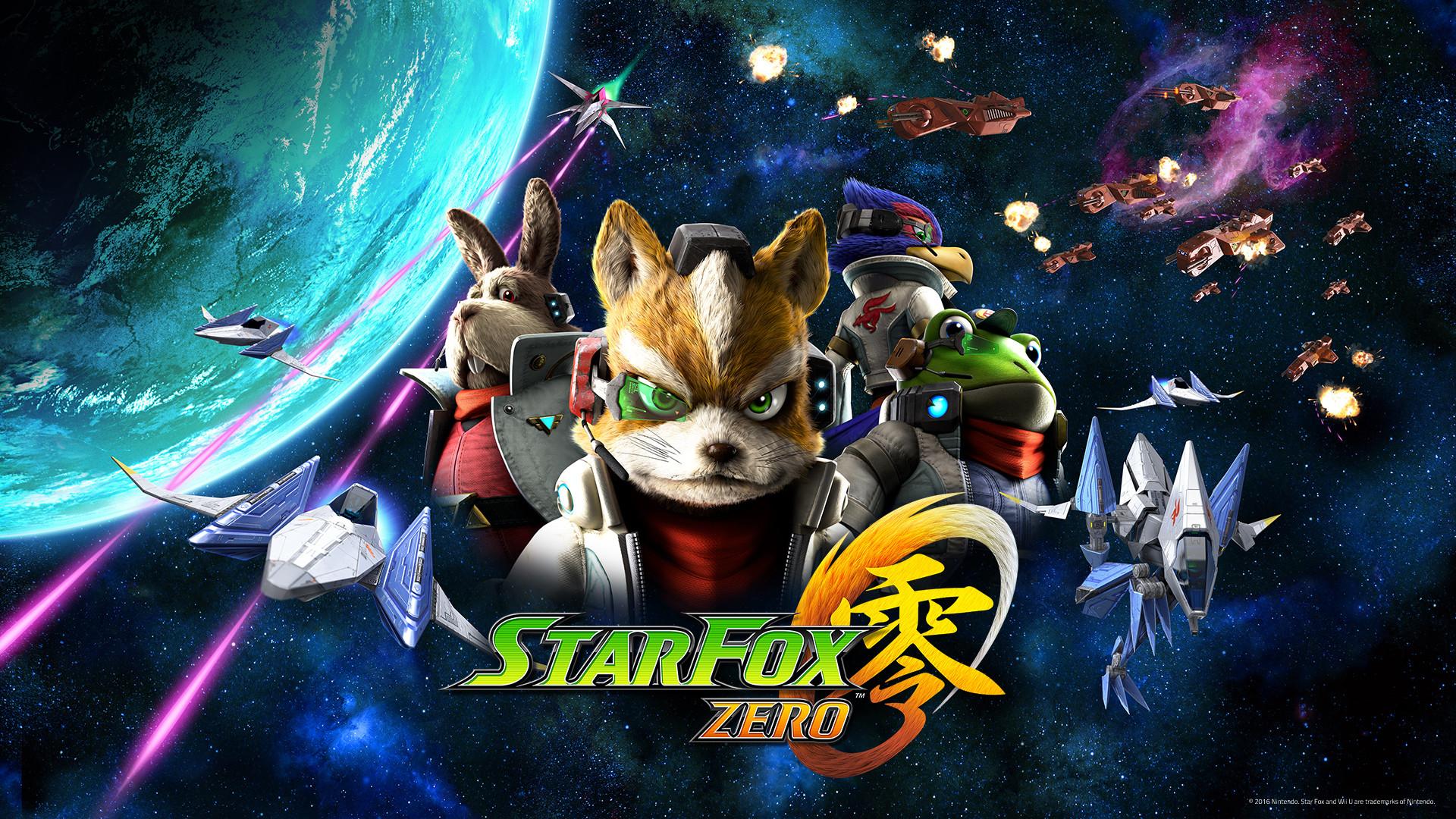 Wallpapers. Star Fox Zero Vehicles Wallpaper