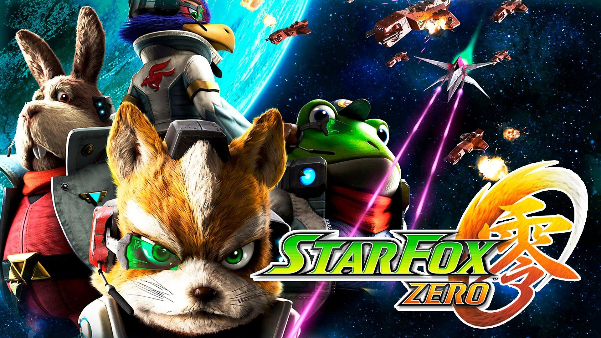 Star Fox Zero.